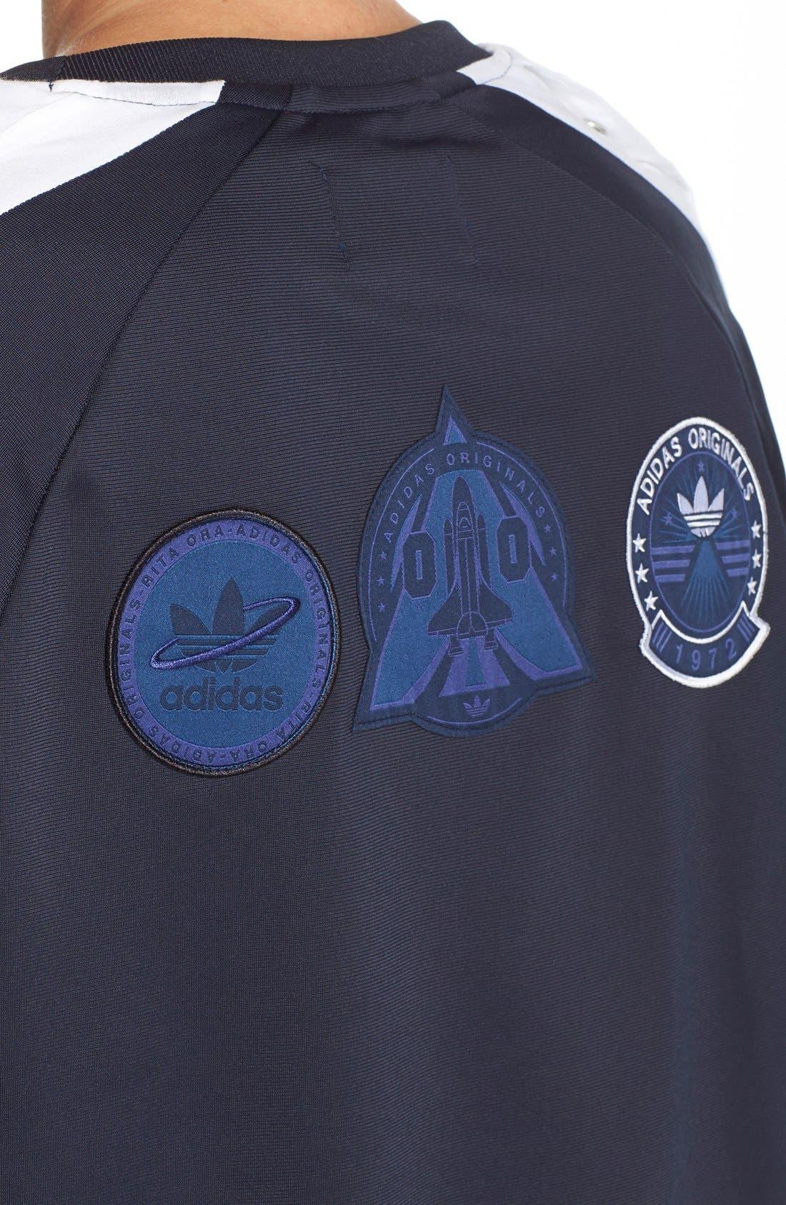 Alternate Image 4  - adidas Originals Cosmic Confession Sweatshirt