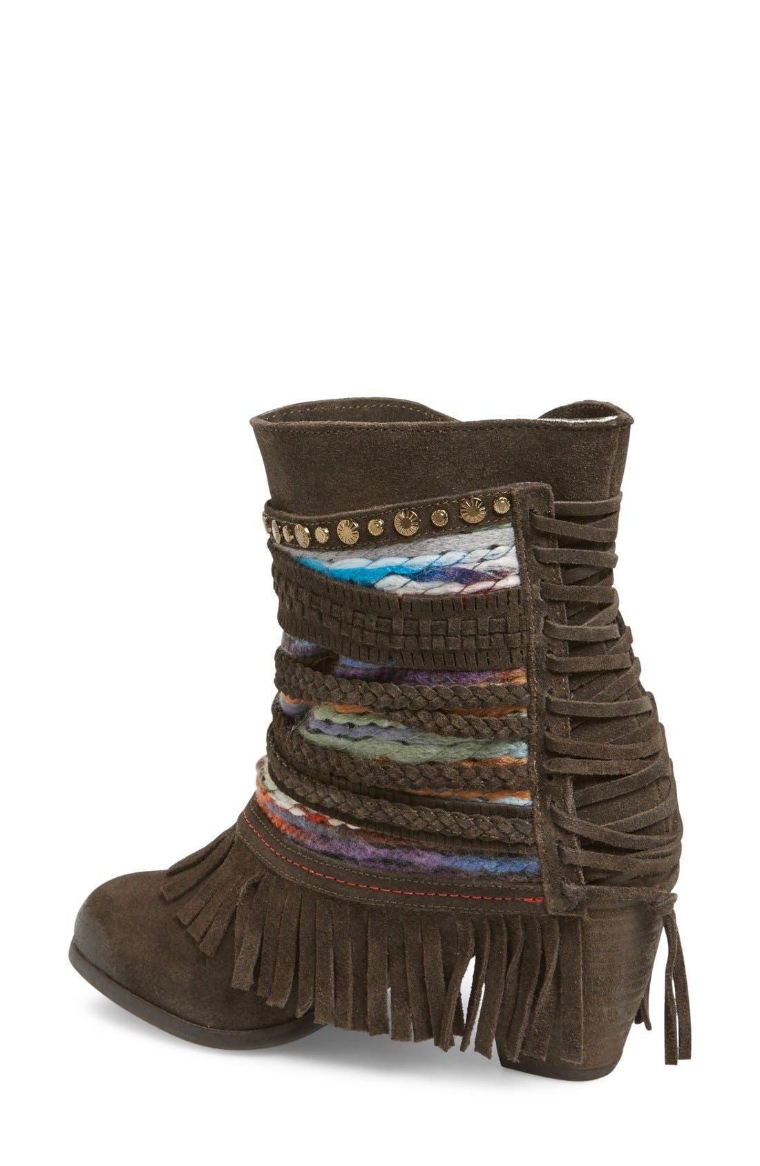 Alternate Image 2  - Naughty Monkey 'Poncho' Boot (Women)