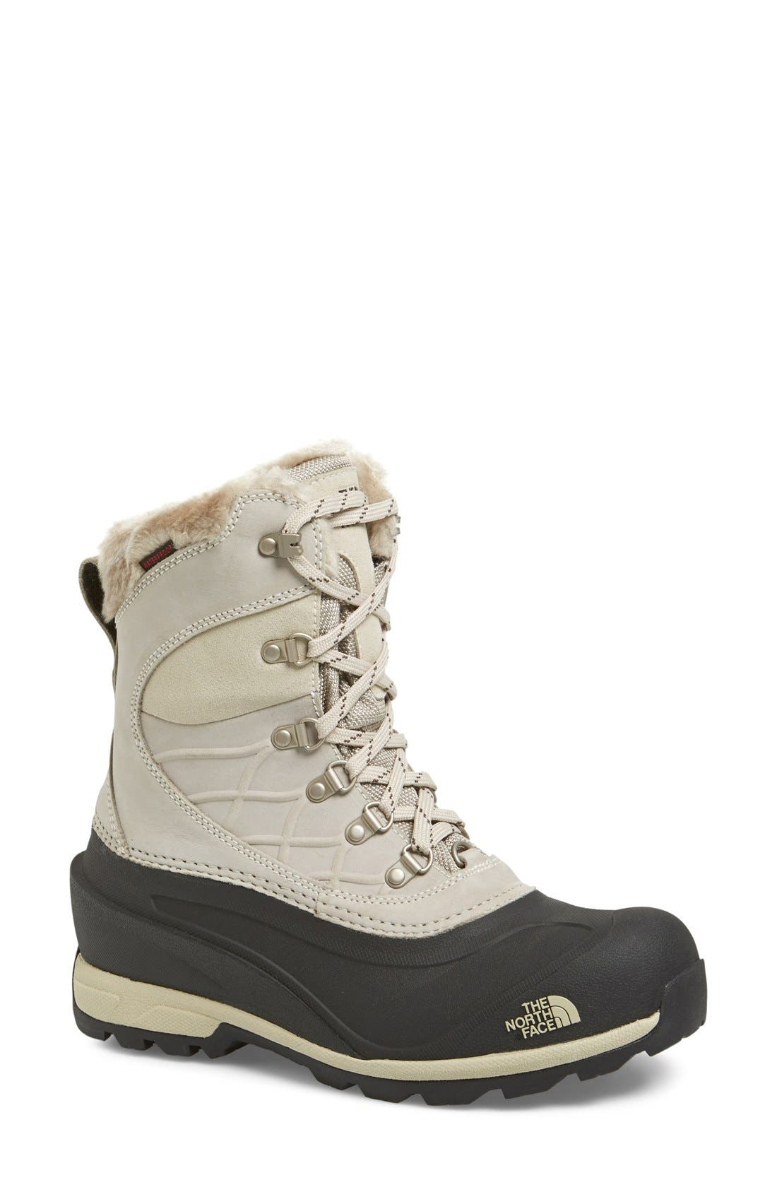 The North Face 'Chilkat 400' Waterproof PrimaLoft® Insulated Boot (Women)