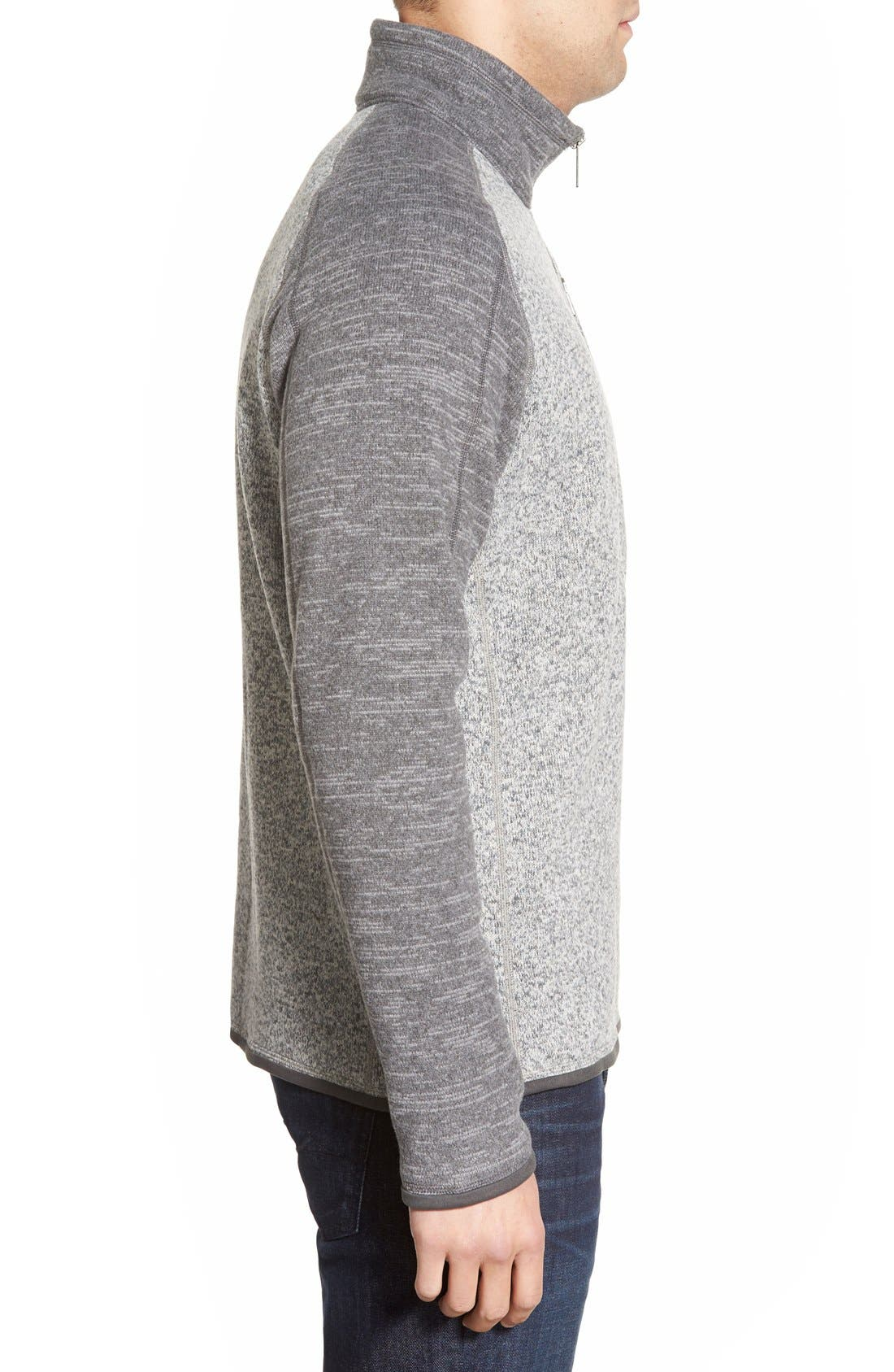 Alternate Image 3  - Patagonia 'Better Sweater' Quarter Zip Pullover
