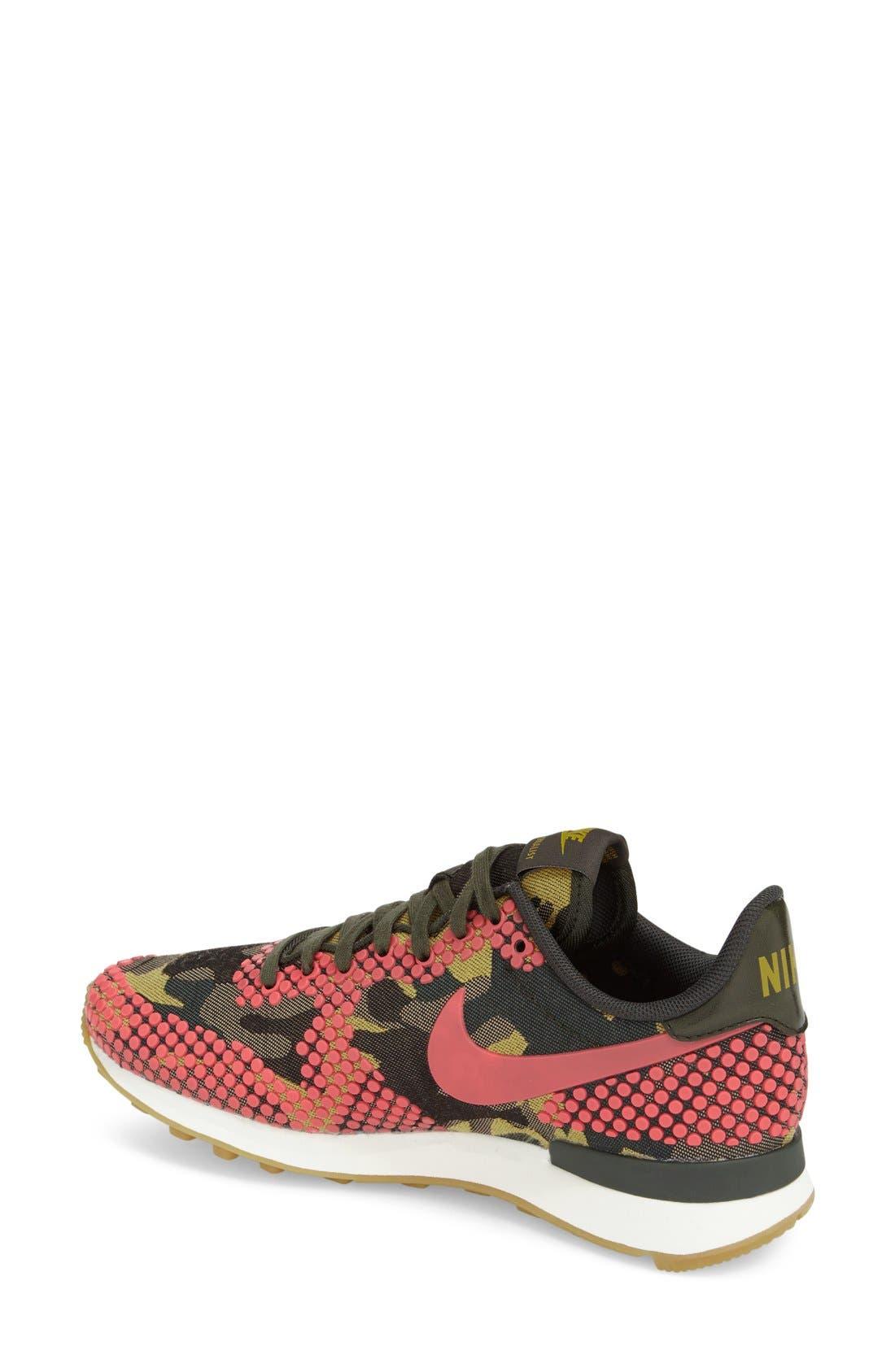 Alternate Image 2  - Nike 'Internationalist' Print Sneaker (Women)