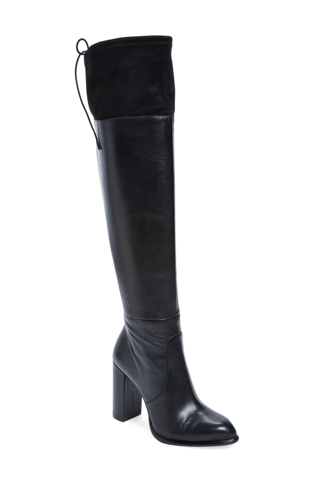 Alternate Image 1 Selected - French Connection 'Calina' Over the Knee Boot (Women)