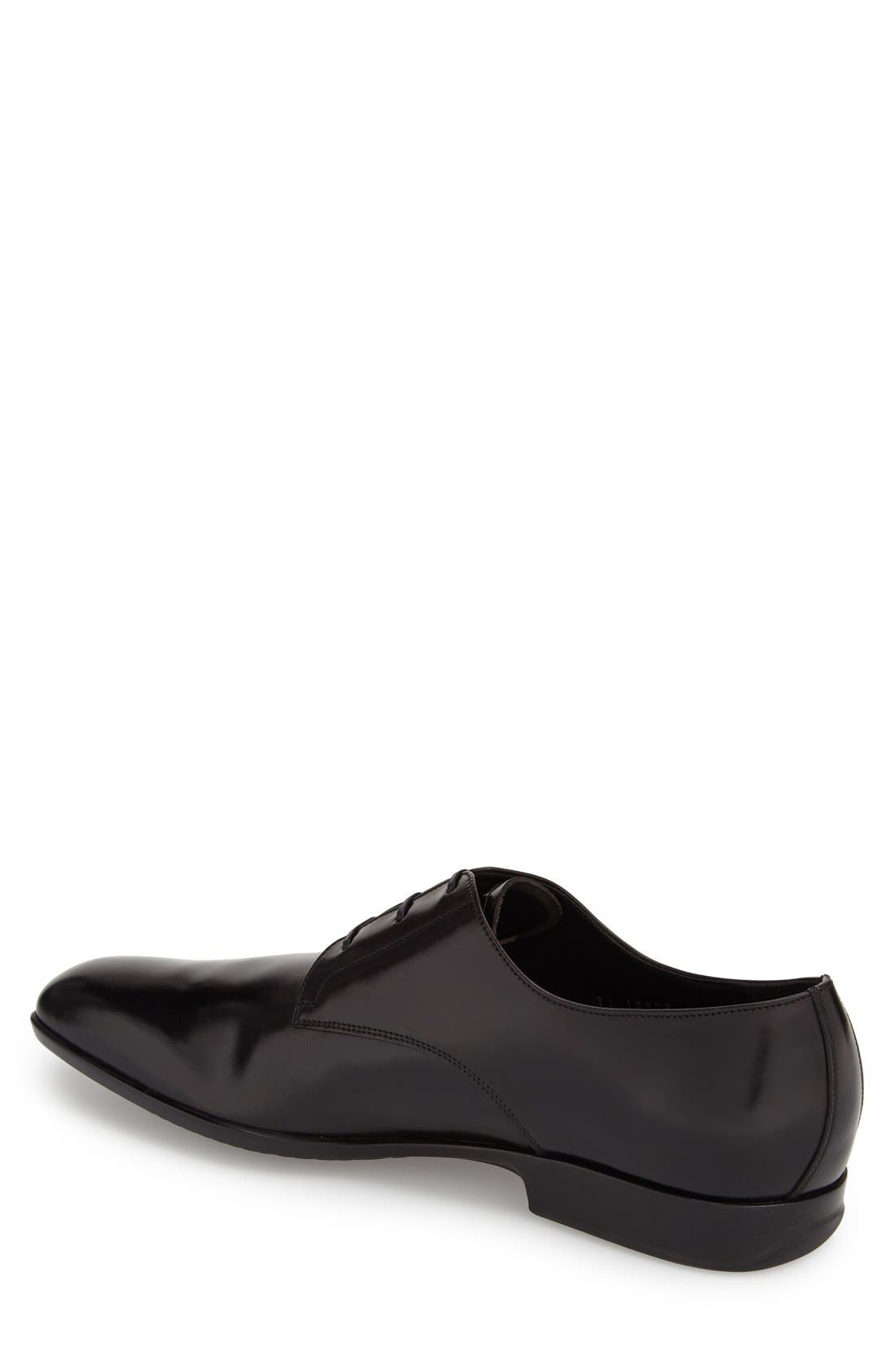 Alternate Image 2  - Salvatore Ferragamo 'Laurent' Plain Toe Derby (Men)