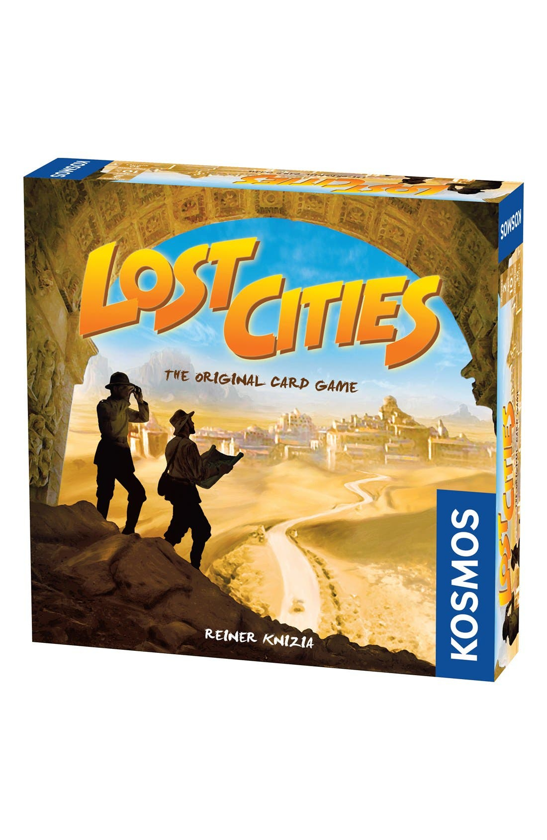 Thames & Kosmos 'Lost Cities' Card Game