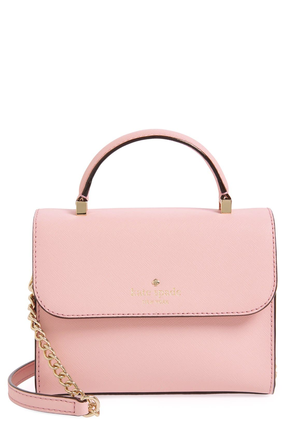 Alternate Image 1 Selected - kate spade new york 'cedar street - mini nora' crossbody bag