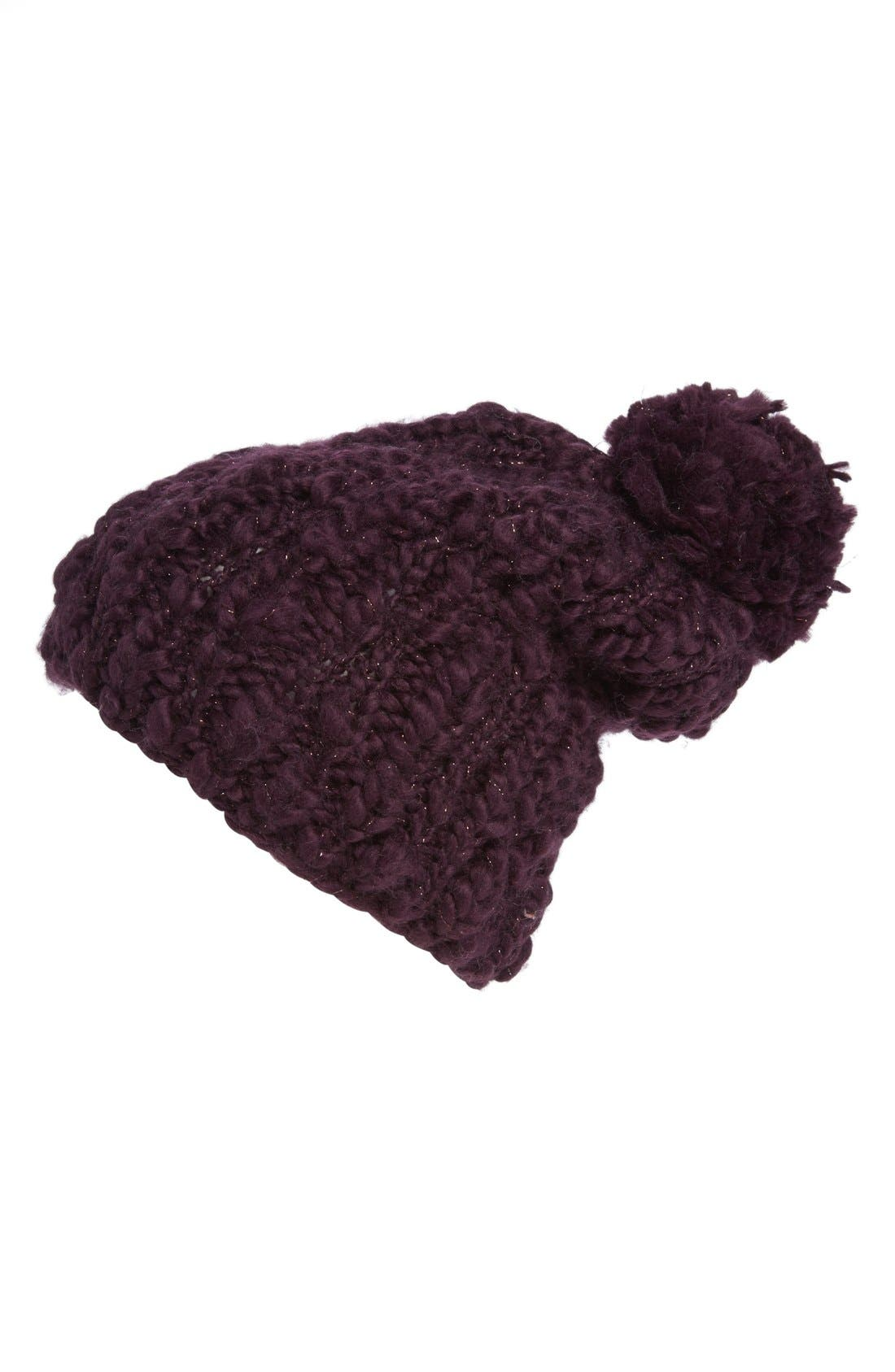 Main Image - Collection XIIX 'Roving Yarn' Slouchy Beanie