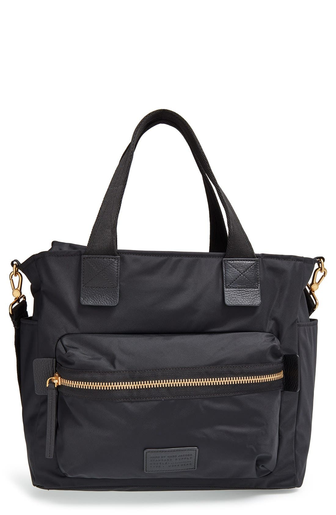 Main Image - MARC BY MARC JACOBS 'Domo Arigato Elizababy' Diaper Bag