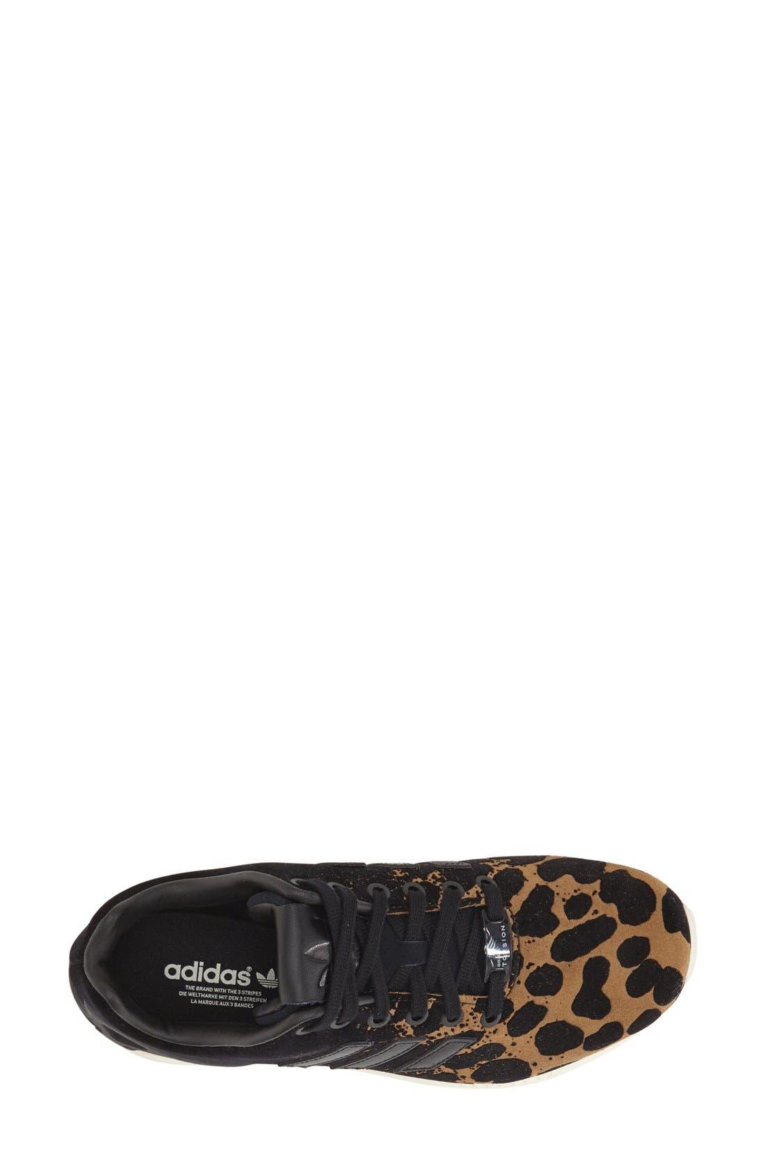 Alternate Image 3  - adidas 'ZX Flux' Sneaker (Women)