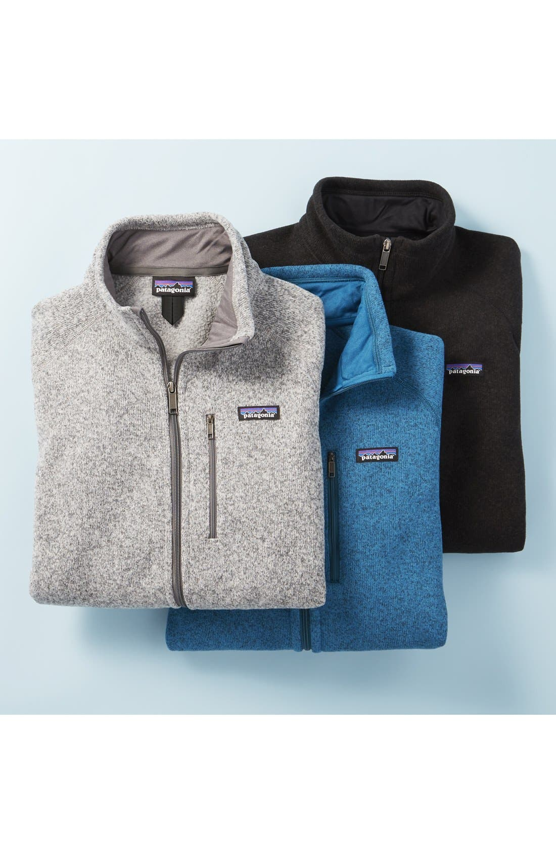 Alternate Image 7  - Patagonia Better Sweater Zip Front Jacket