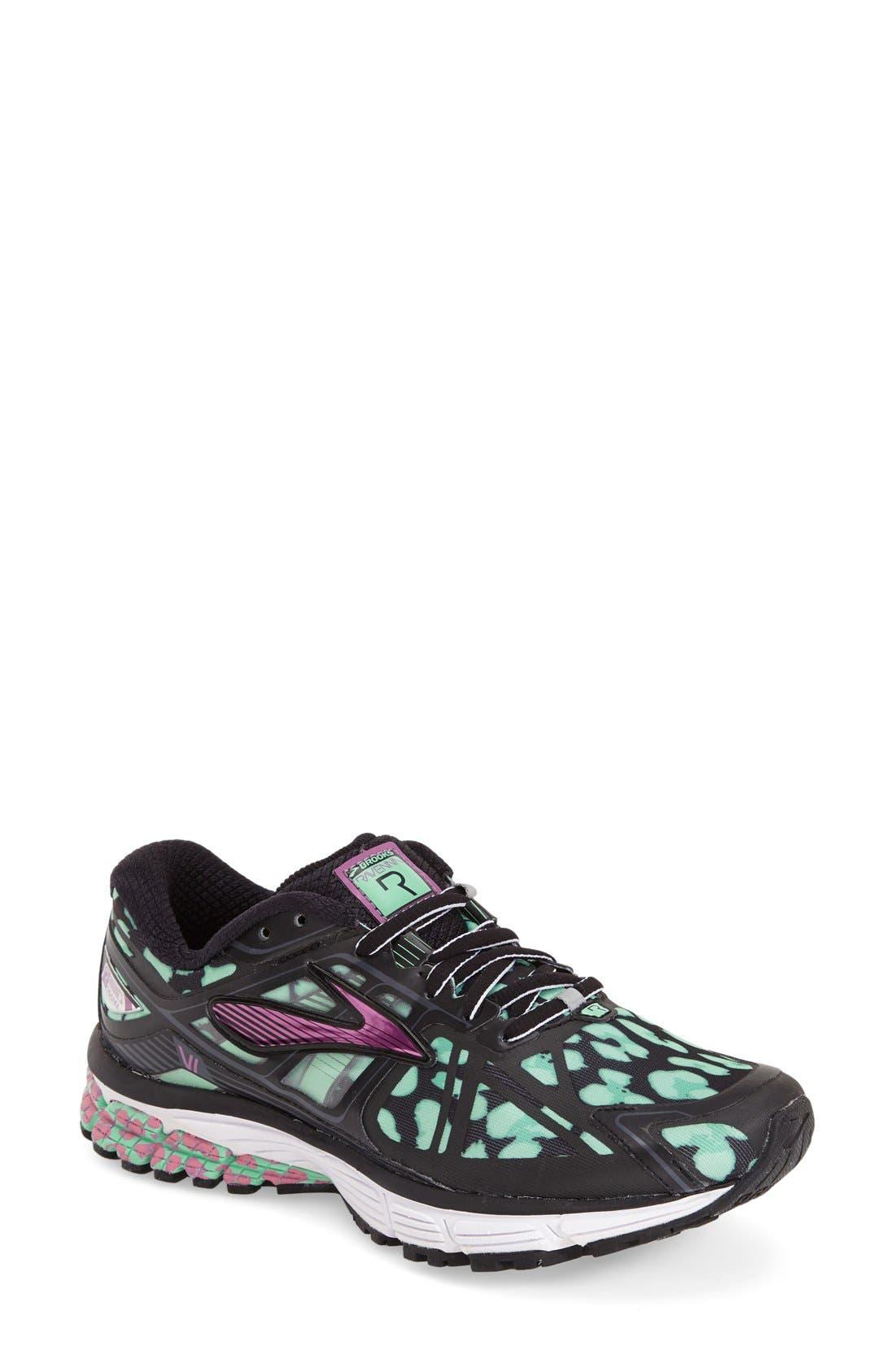 Alternate Image 1 Selected - Brooks 'Ravenna 6' Running Shoe (Women)