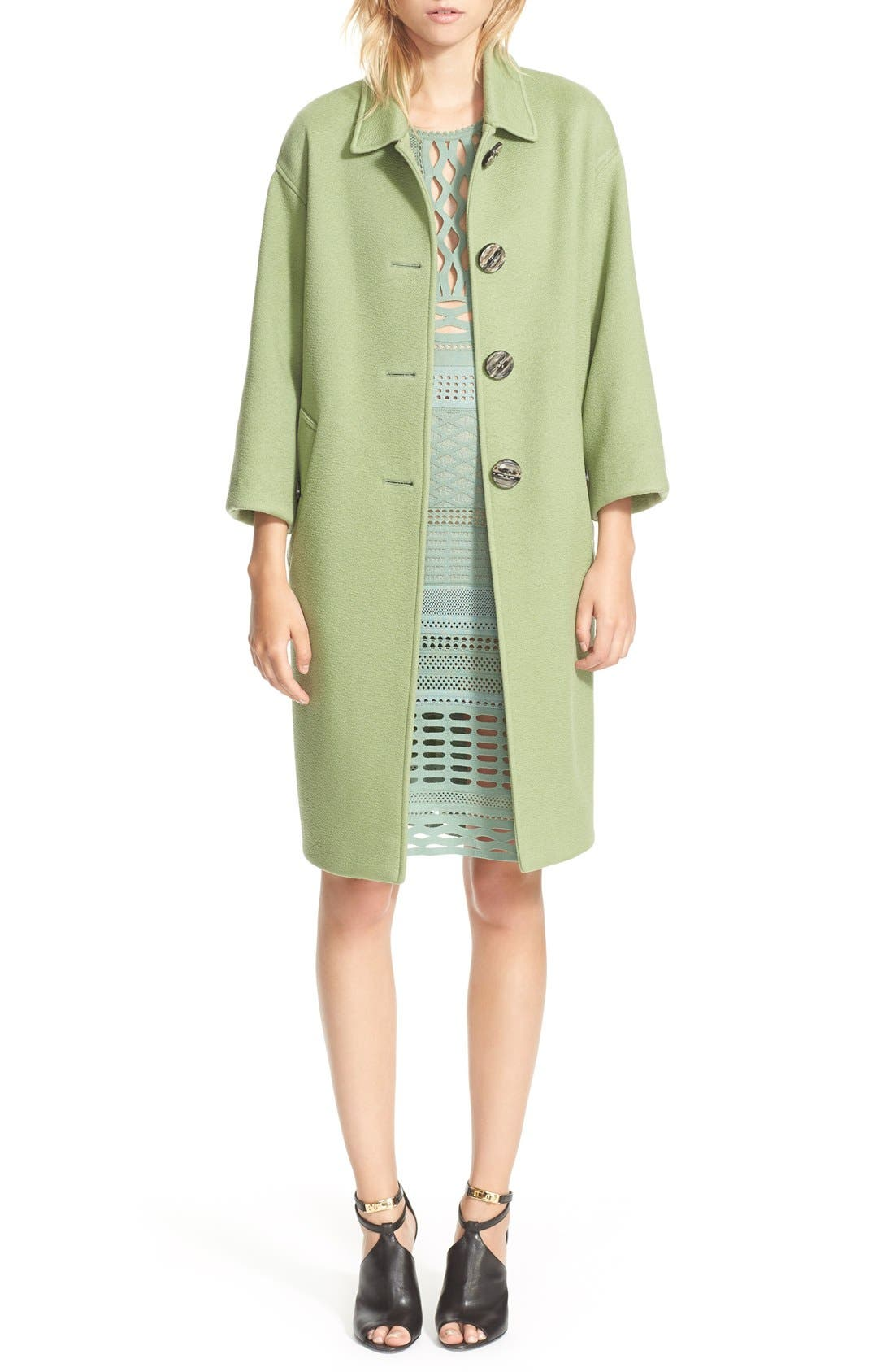 Alternate Image 7  - Burberry Prorsum Cashmere Coat