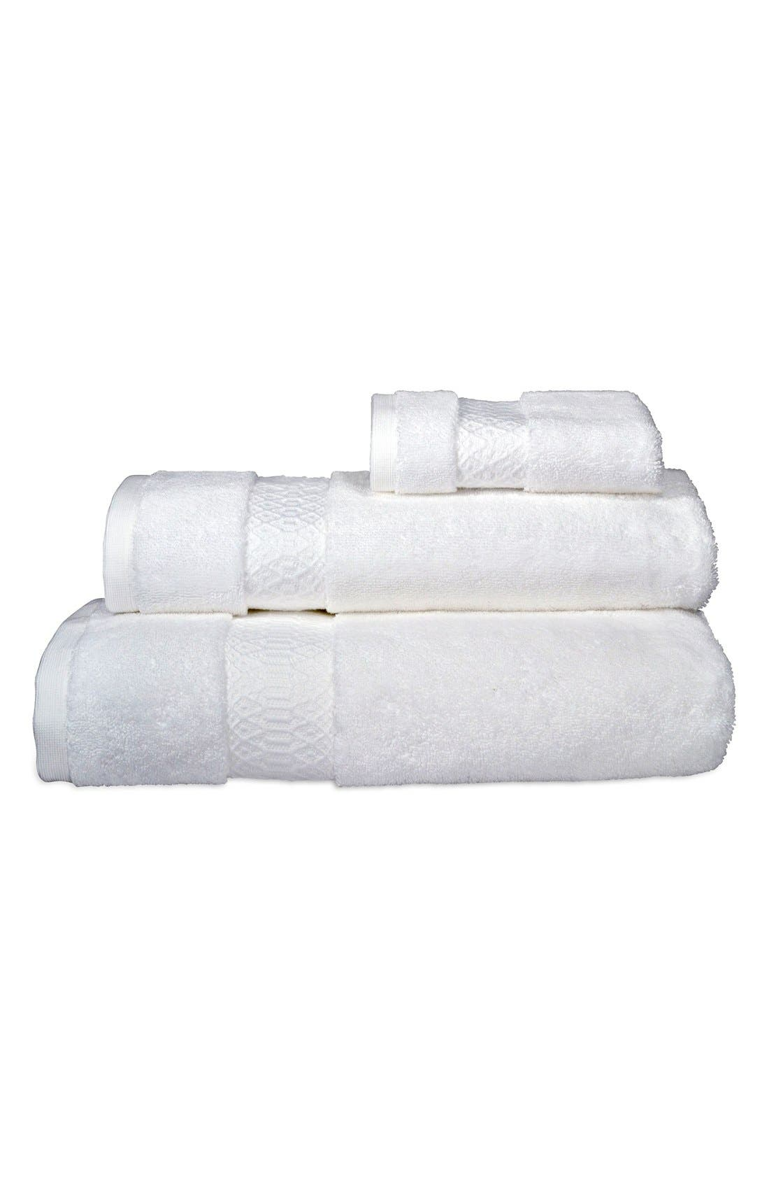JOHN ROBSHAW 'Kalan' Cotton Hand Towel