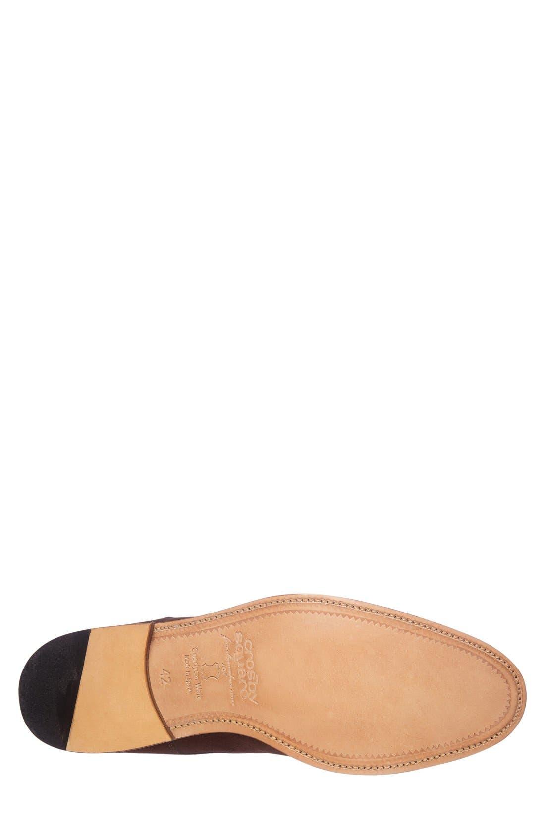 Alternate Image 4  - Crosby Square 'Diplomat' Double Monk Strap Shoe (Men)