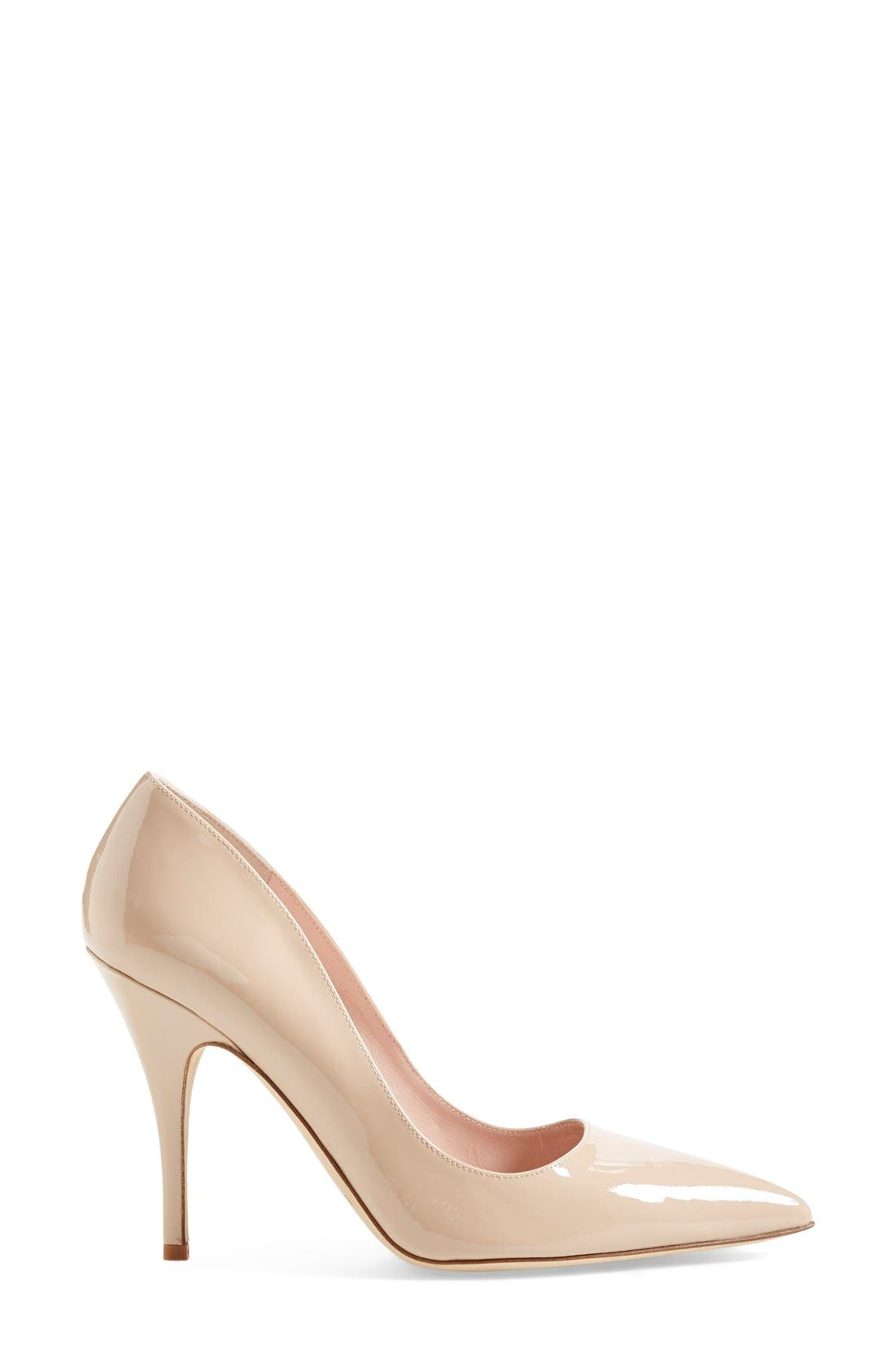 Alternate Image 4  - kate spade new york 'licorice too' pump (Women)