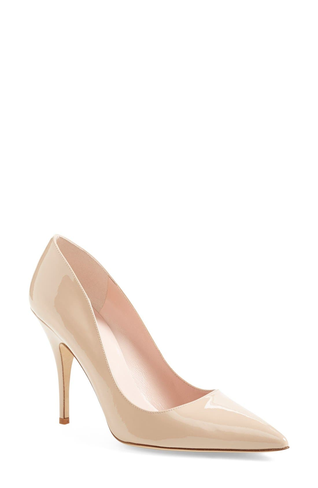 Main Image - kate spade new york 'licorice too' pump (Women)