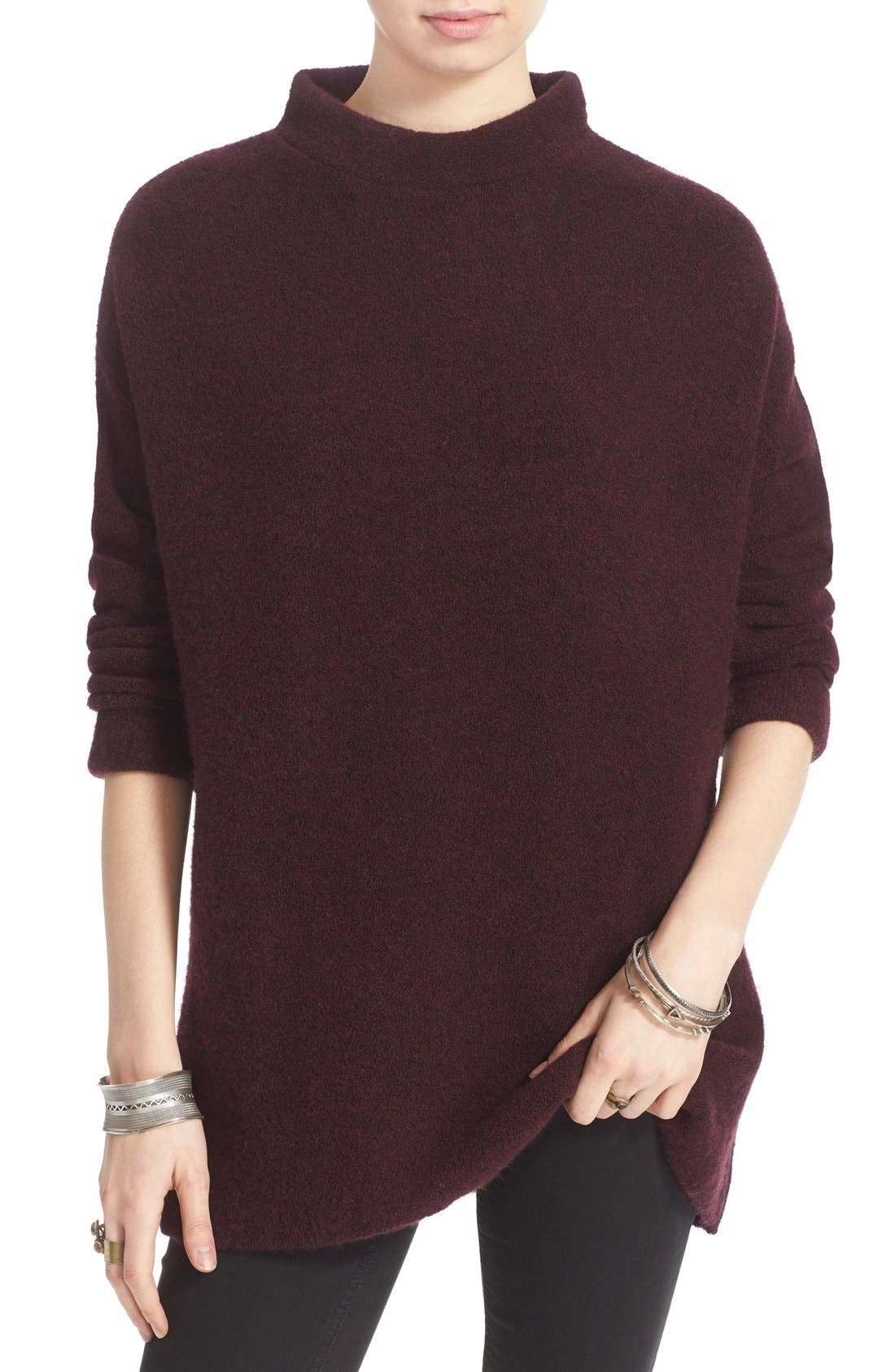Alternate Image 1 Selected - Free People 'Winding Ivy' Pullover