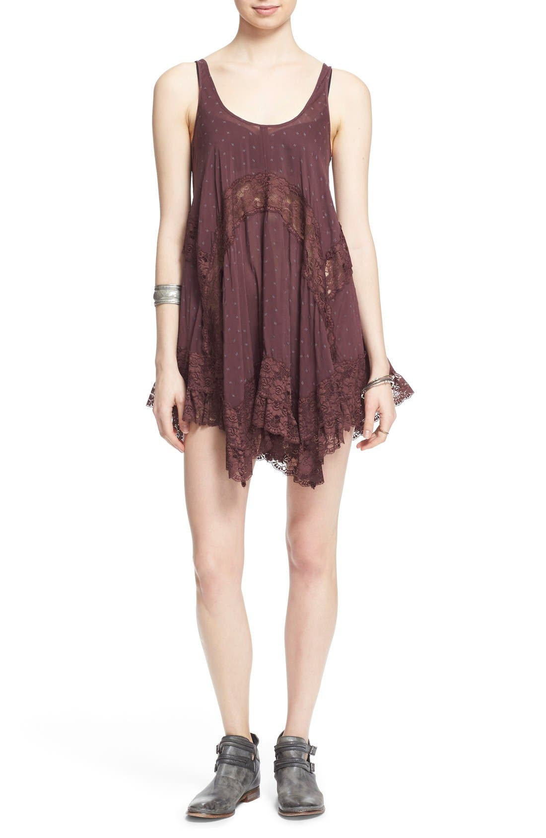 Alternate Image 1 Selected - Free People 'She Swings' Swing Tunic