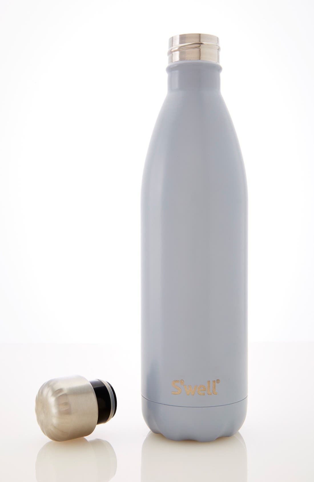 Alternate Image 4  - S'well 'Satin Shadow' Insulated Stainless Steel Water Bottle
