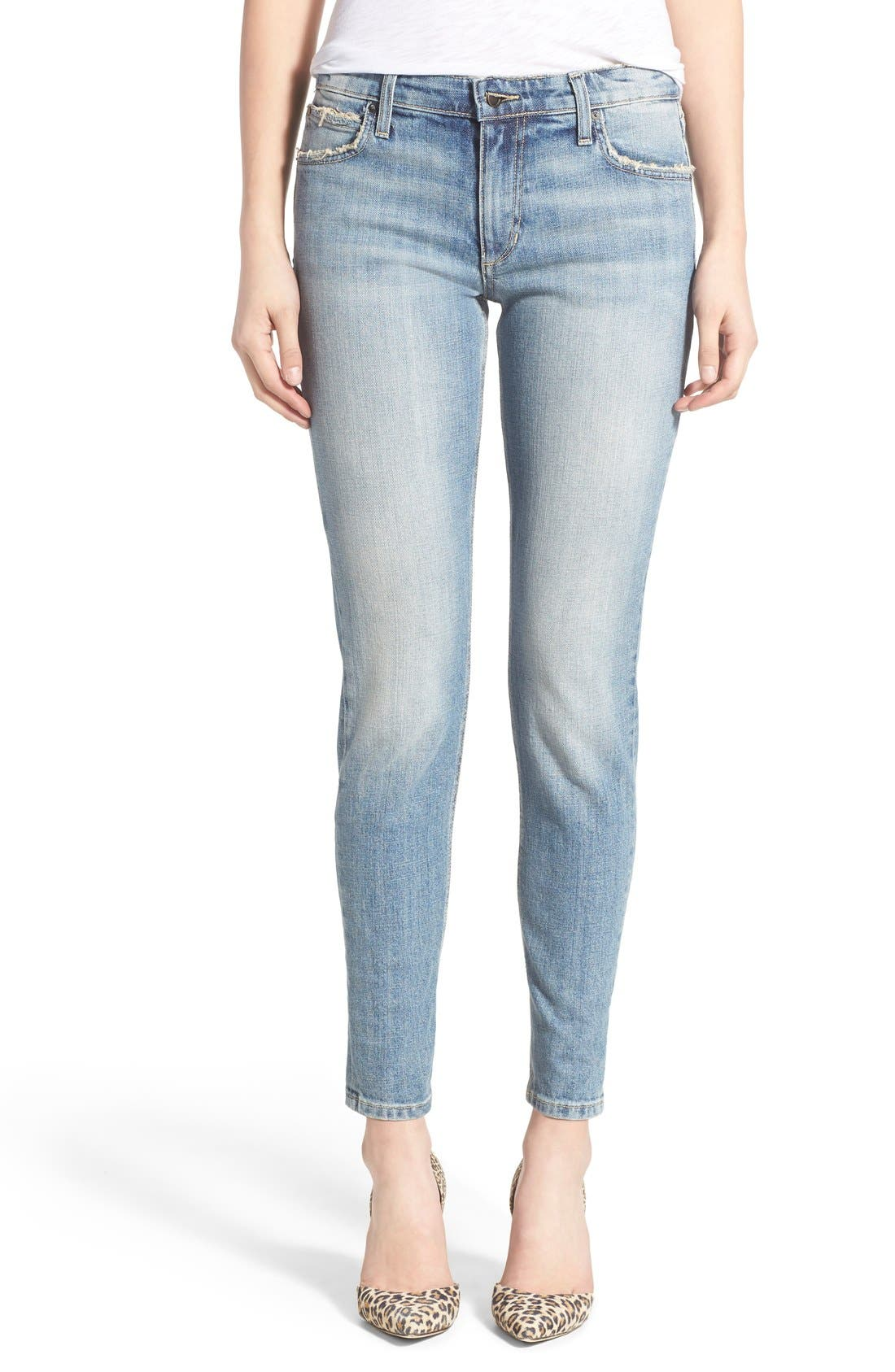 Main Image - Joe's 'Collector's - Billie' Ankle Slim Boyfriend Jeans (Rina)