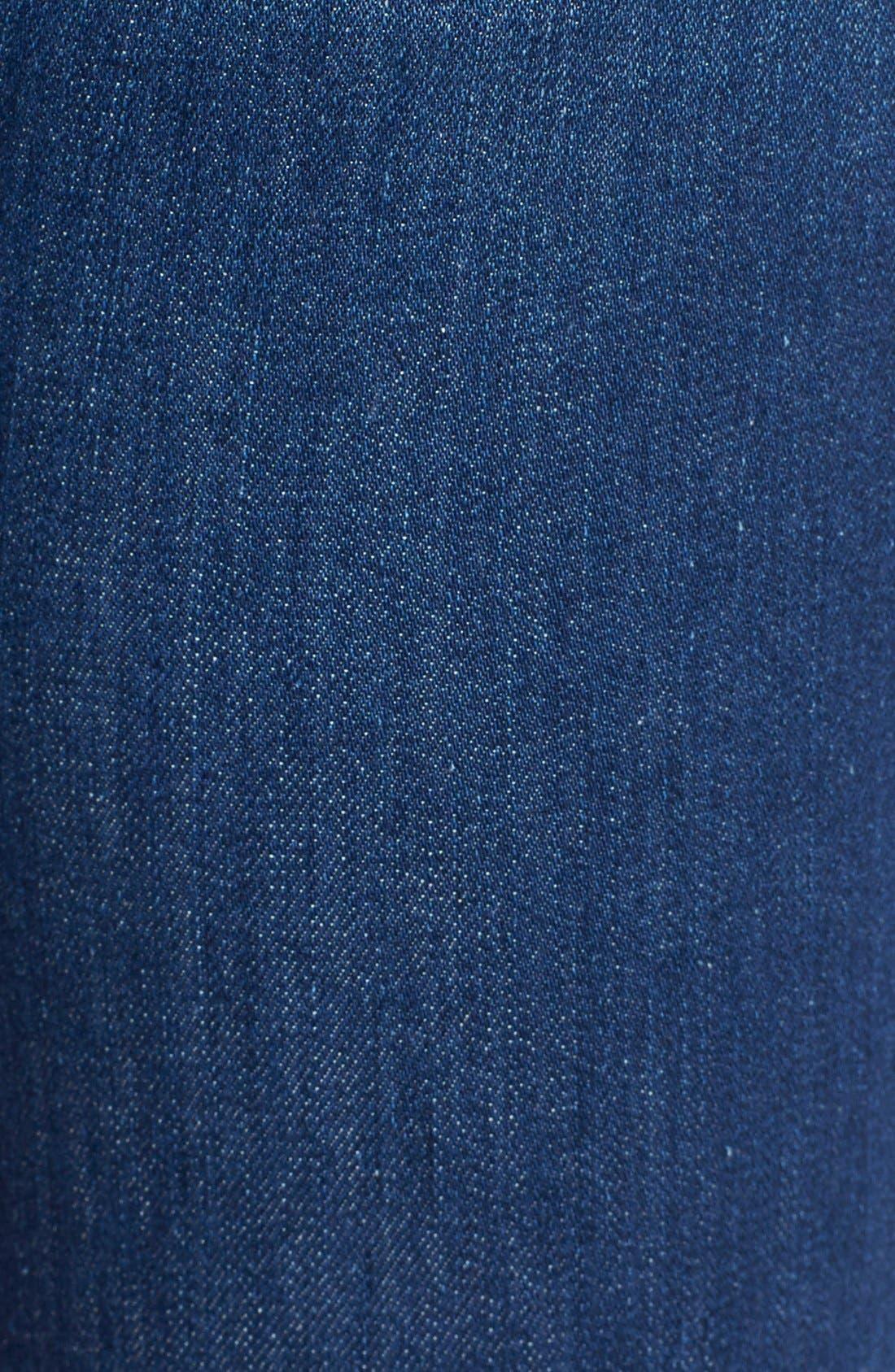 Alternate Image 5  - J Brand Super Skinny Jeans (Enigma)
