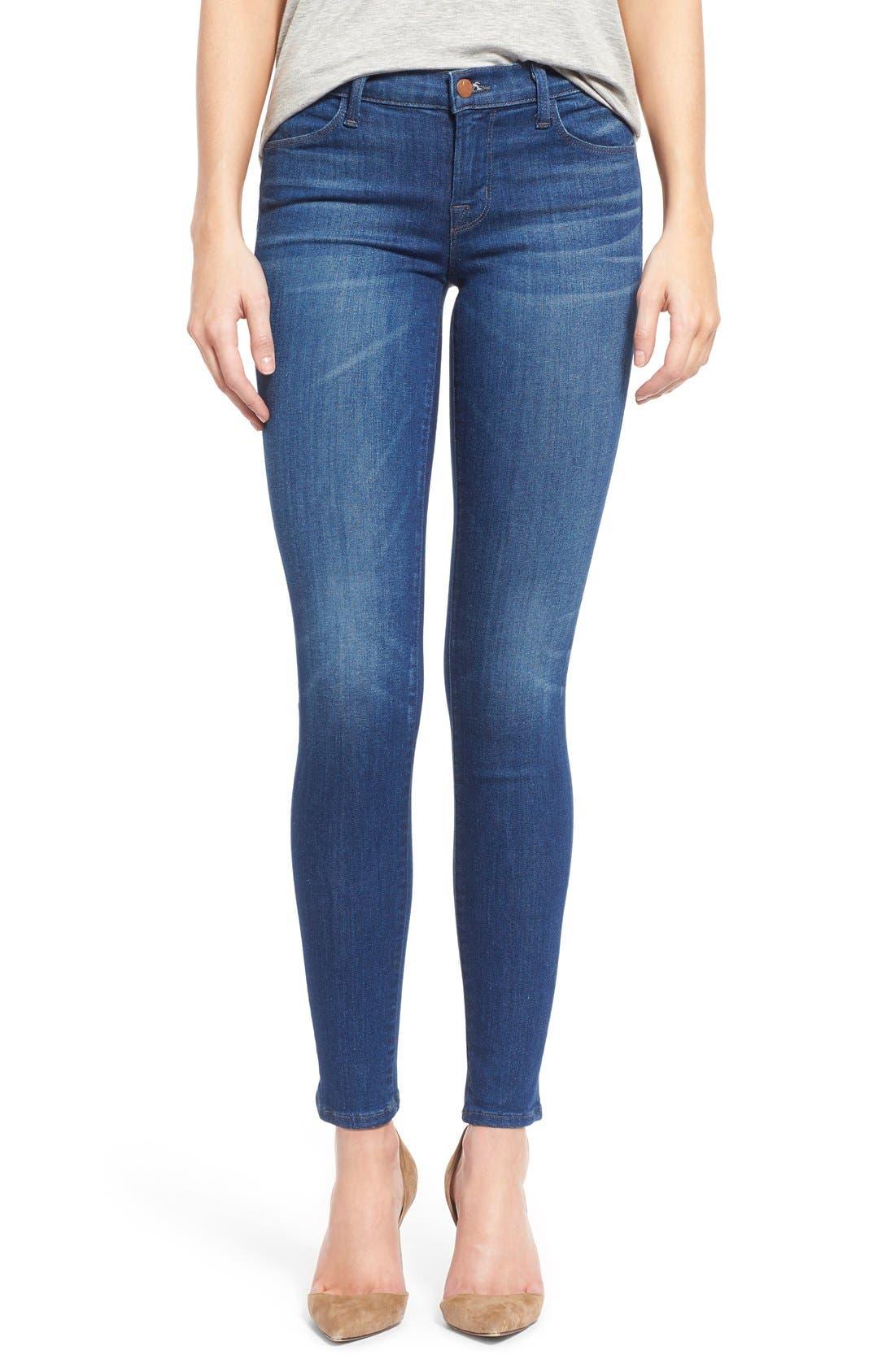 Alternate Image 1 Selected - J Brand Super Skinny Jeans (Enigma)