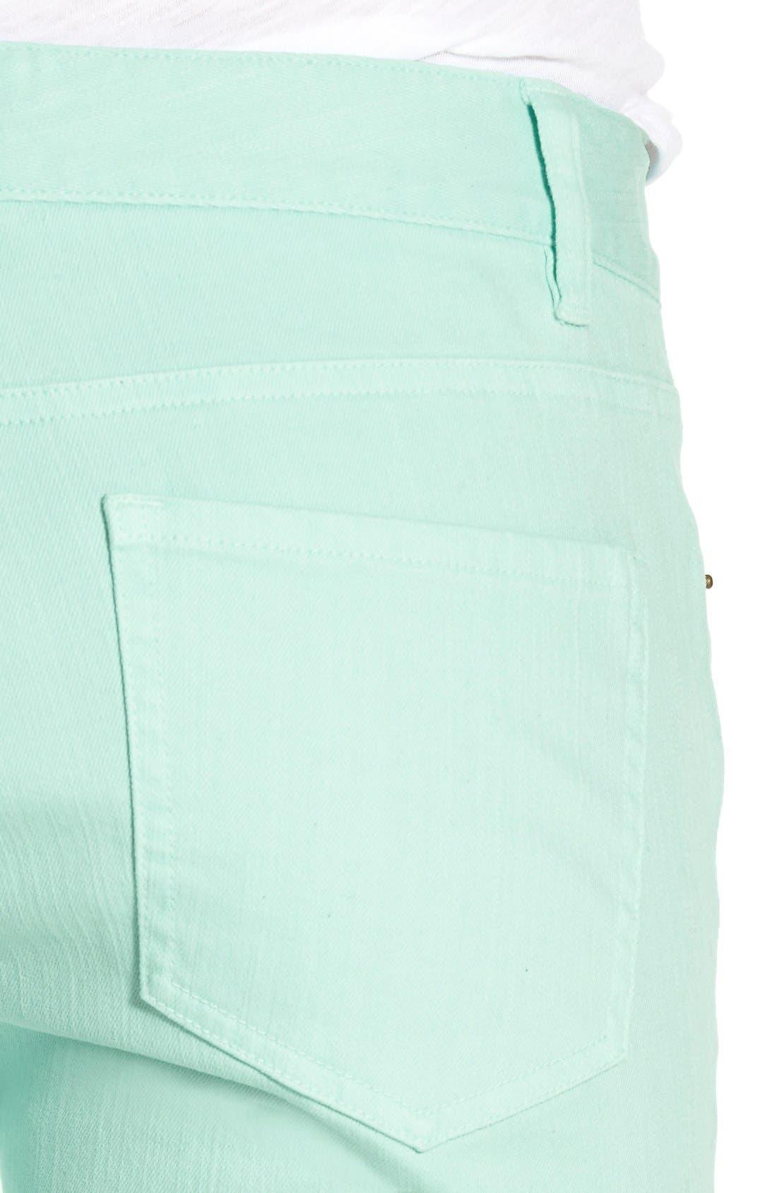 Alternate Image 4  - Vineyard Vines Colored Skinny Jeans