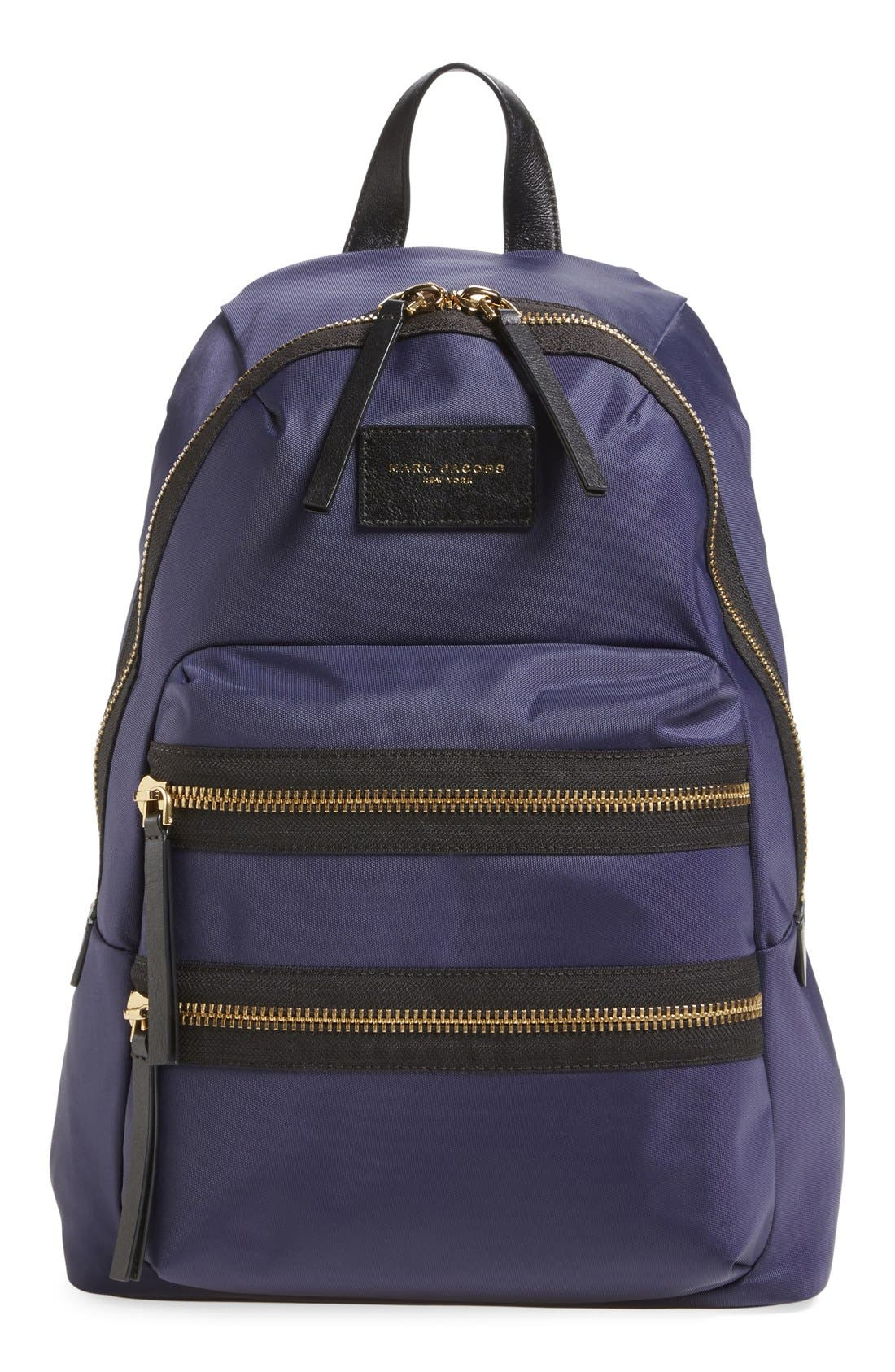 MARC JACOBS 'Biker' Nylon Backpack