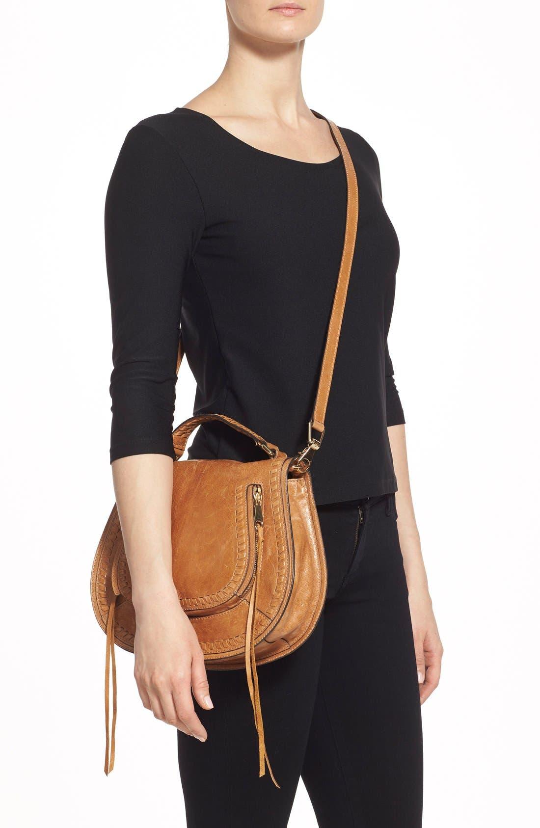 Alternate Image 2  - Rebecca Minkoff Vanity Saddle Bag