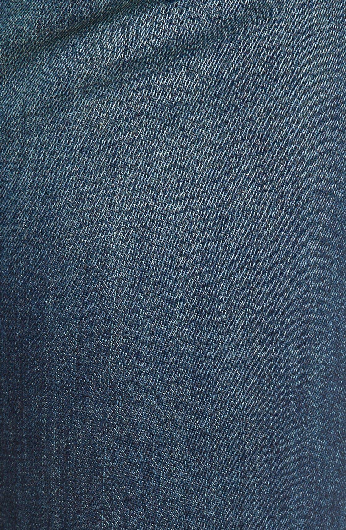 Alternate Image 5  - rag & bone/JEAN 'Tomboy' Boyfriend Skinny Jeans (Burnley)