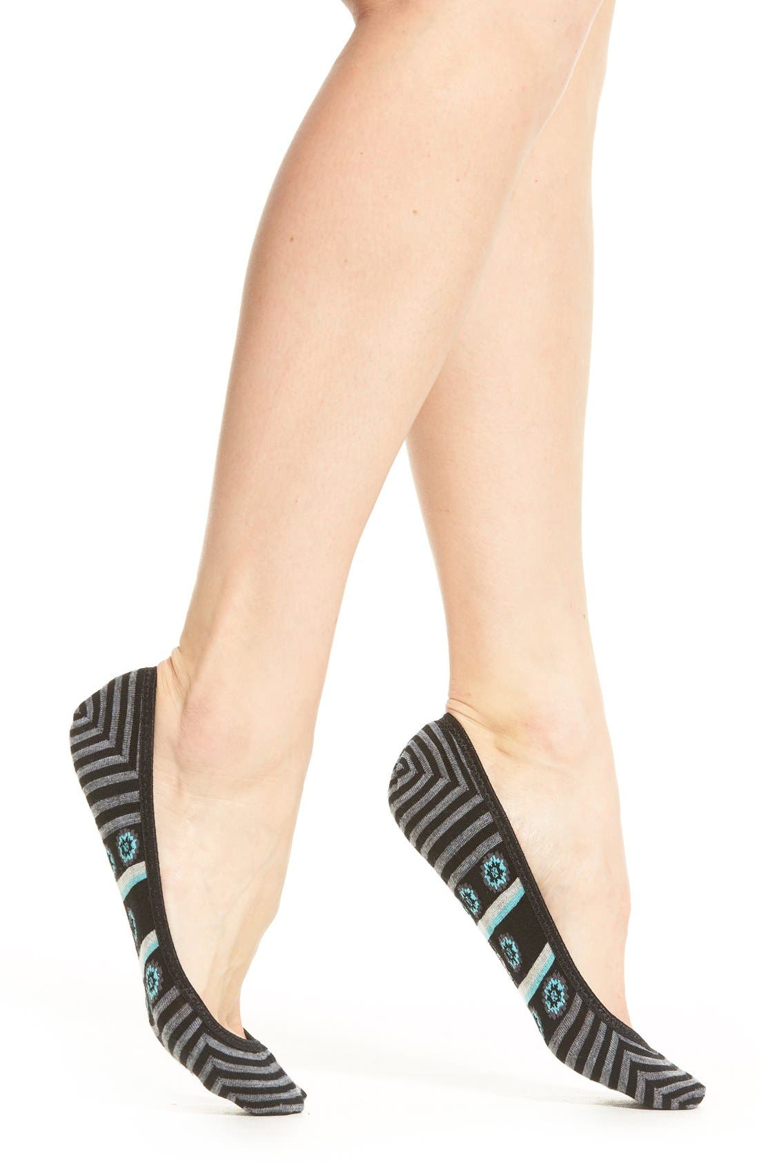 SMARTWOOL 'Sleuth - Dazed Dandelion' Liner Socks