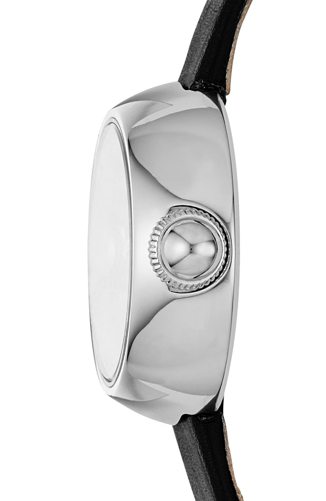 Alternate Image 2  - MARC JACOBS 'Courtney' Leather Strap Watch, 28mm