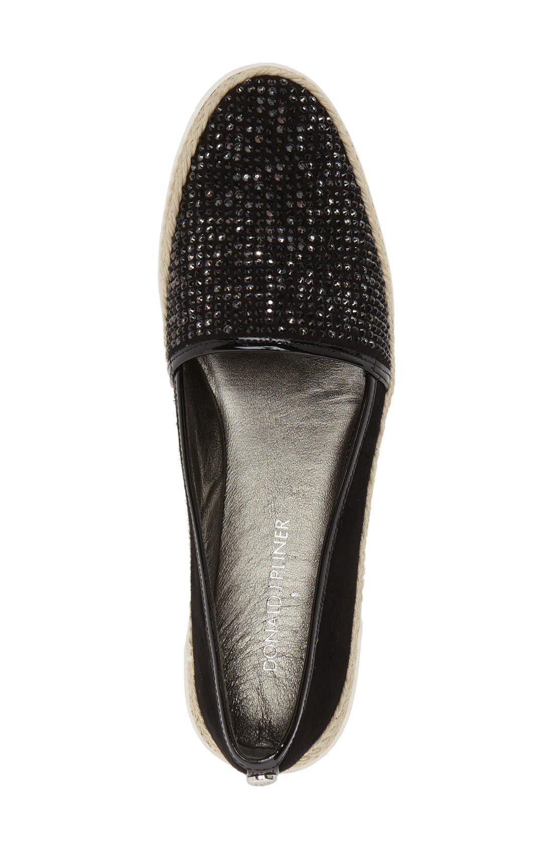 Alternate Image 3  - Donald J Pliner 'Piza' Espadrille Slip-On Flat (Women)