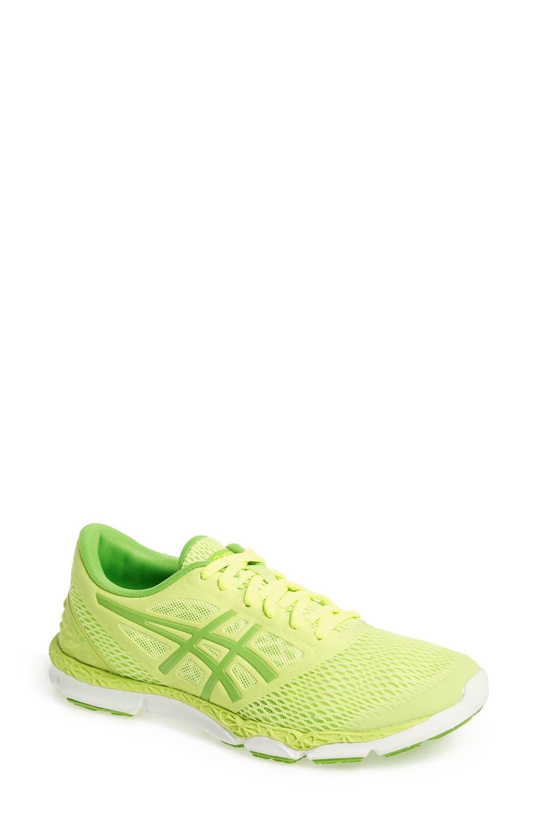 Alternate Image 1 Selected - ASICS® '33 DFA 2' Running Shoe (Women)