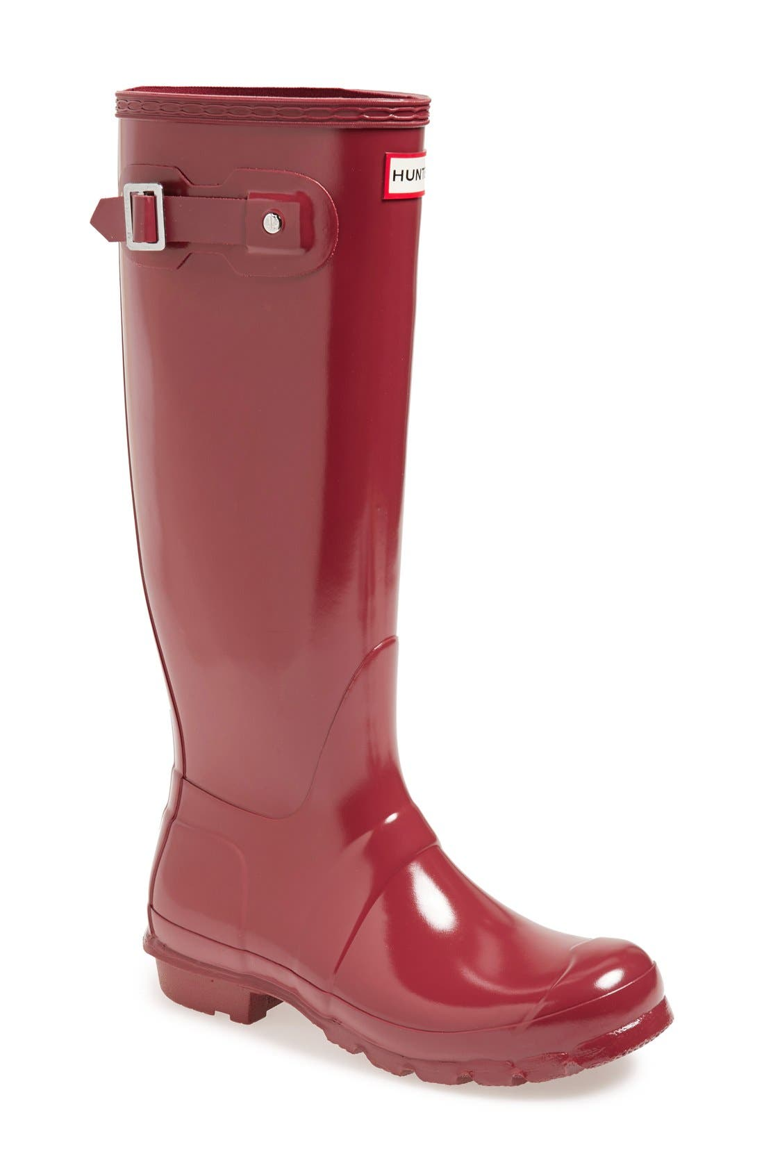 Main Image - Hunter Original High Gloss Boot (Women)