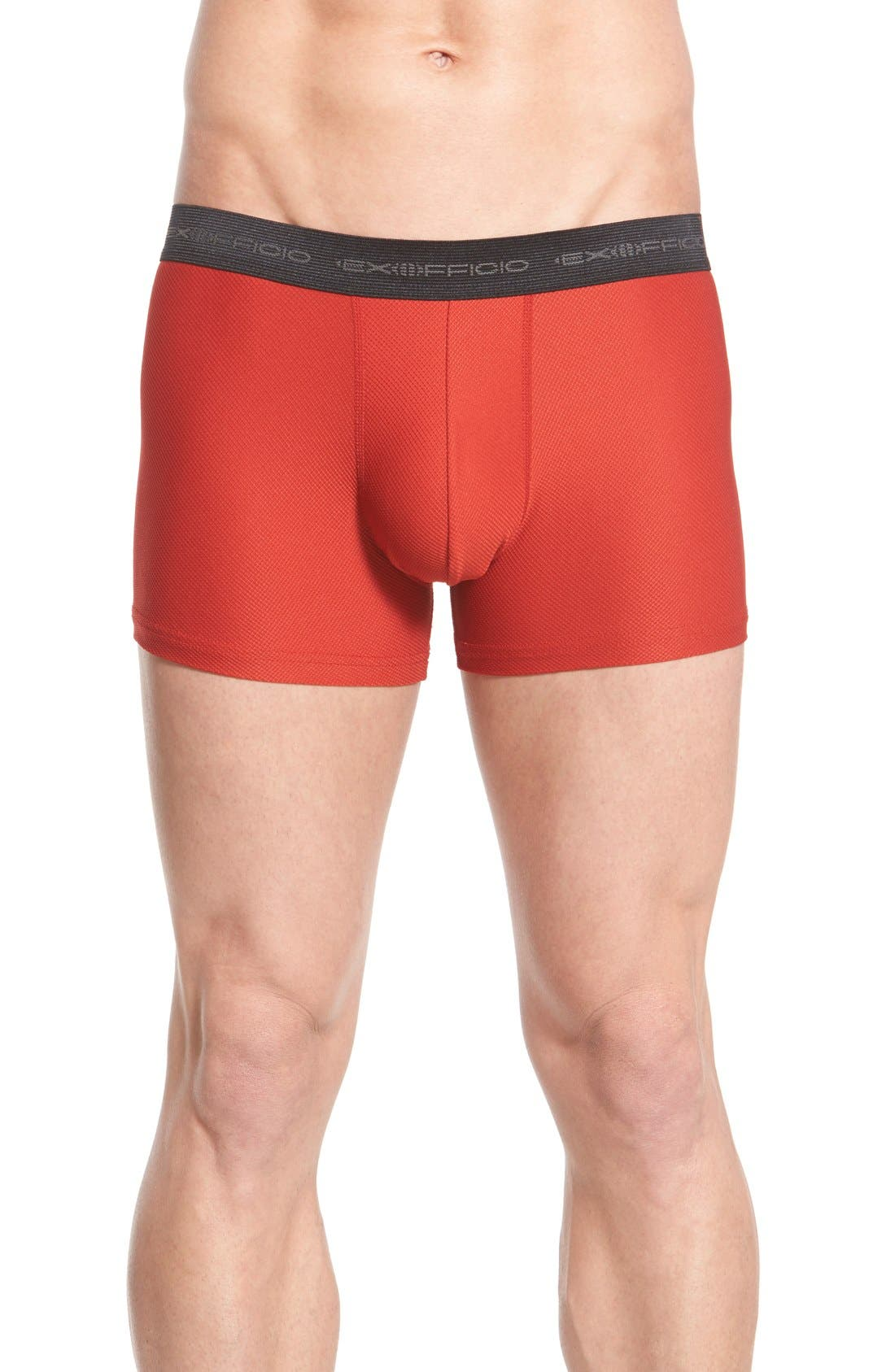 ExOfficio Give-N-Go Sport Mesh Boxer Briefs