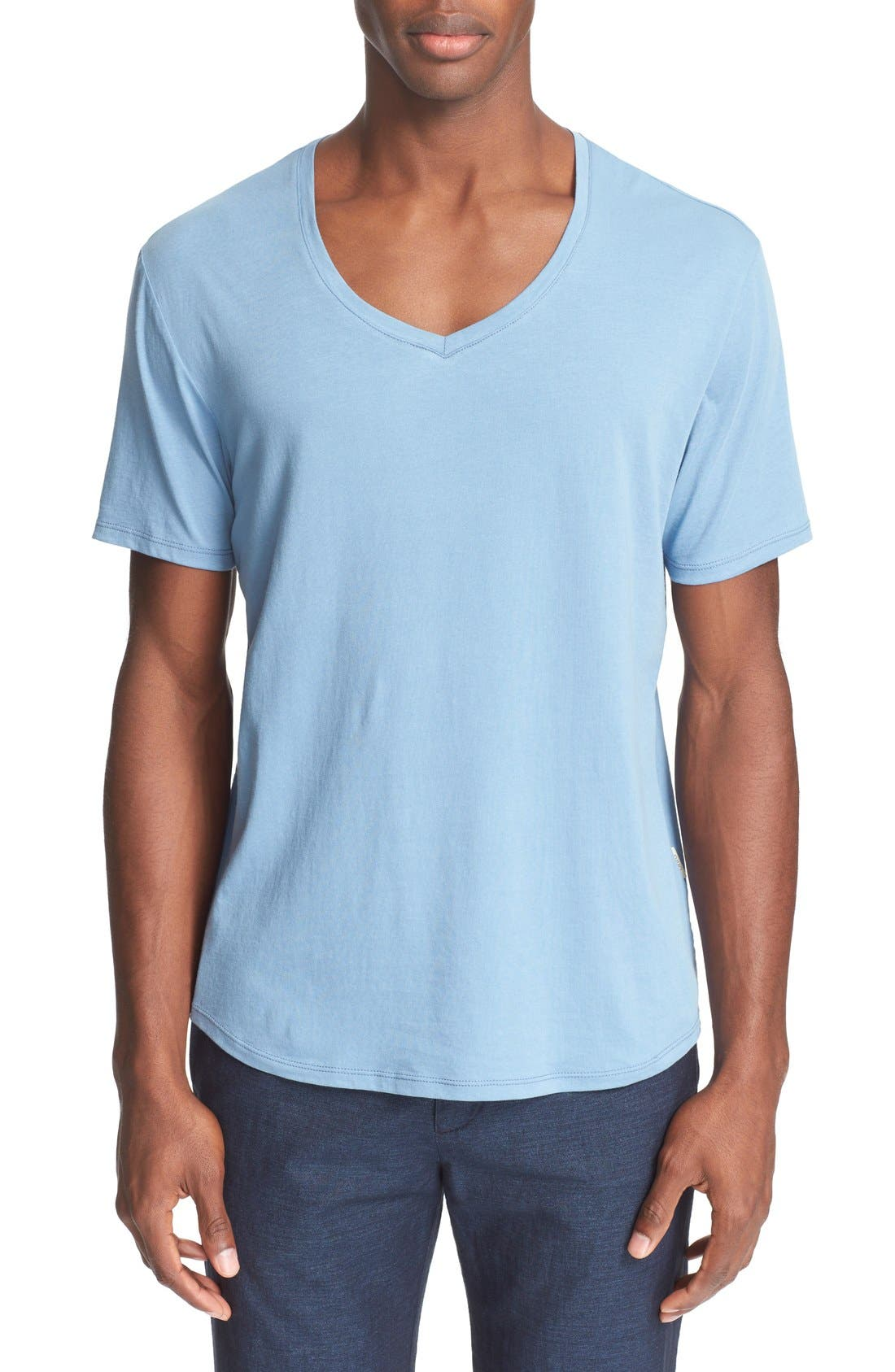 ONIA 'Joey' V-Neck T-Shirt