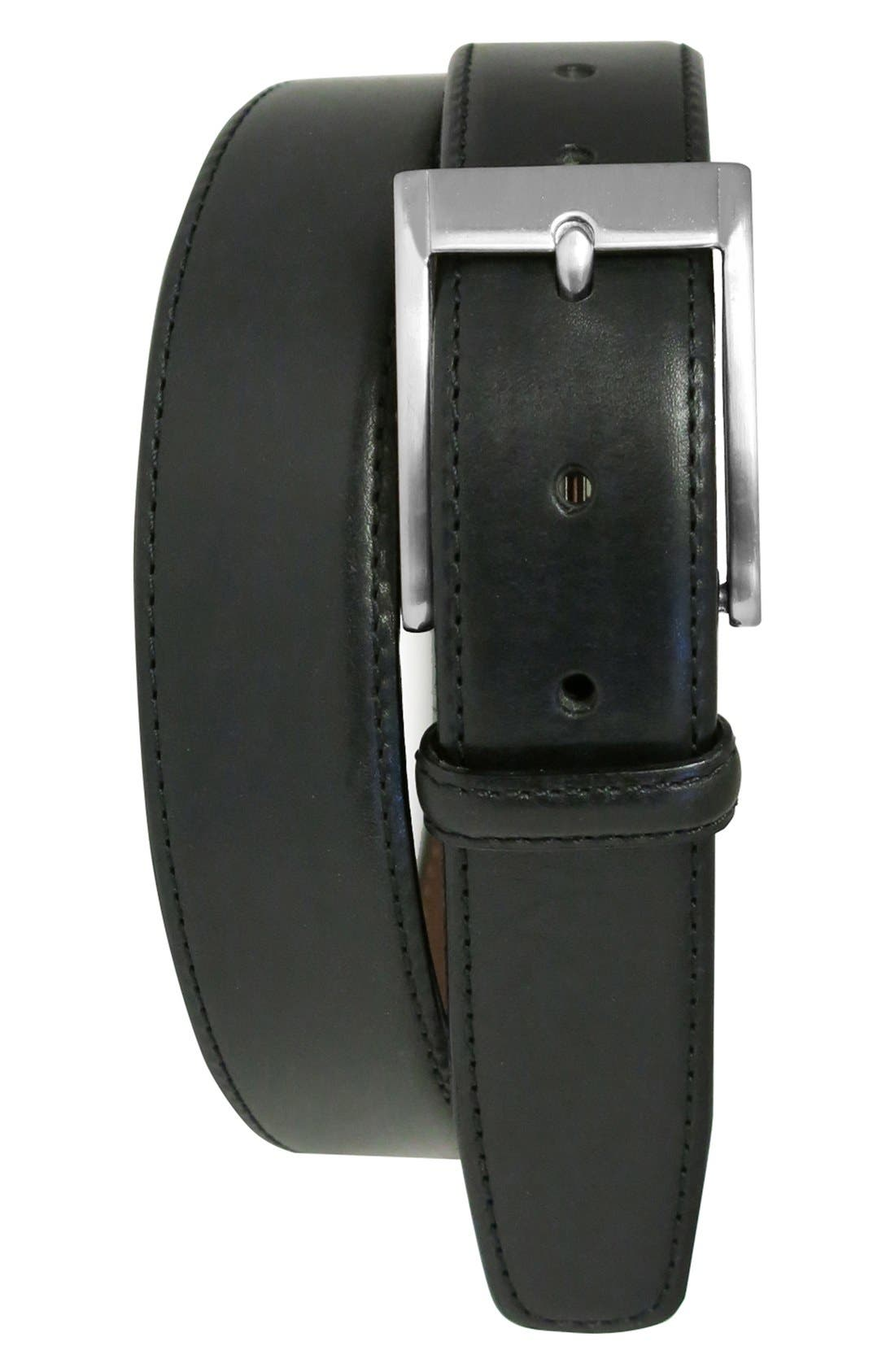 BOCONI 'Collins' Leather Belt