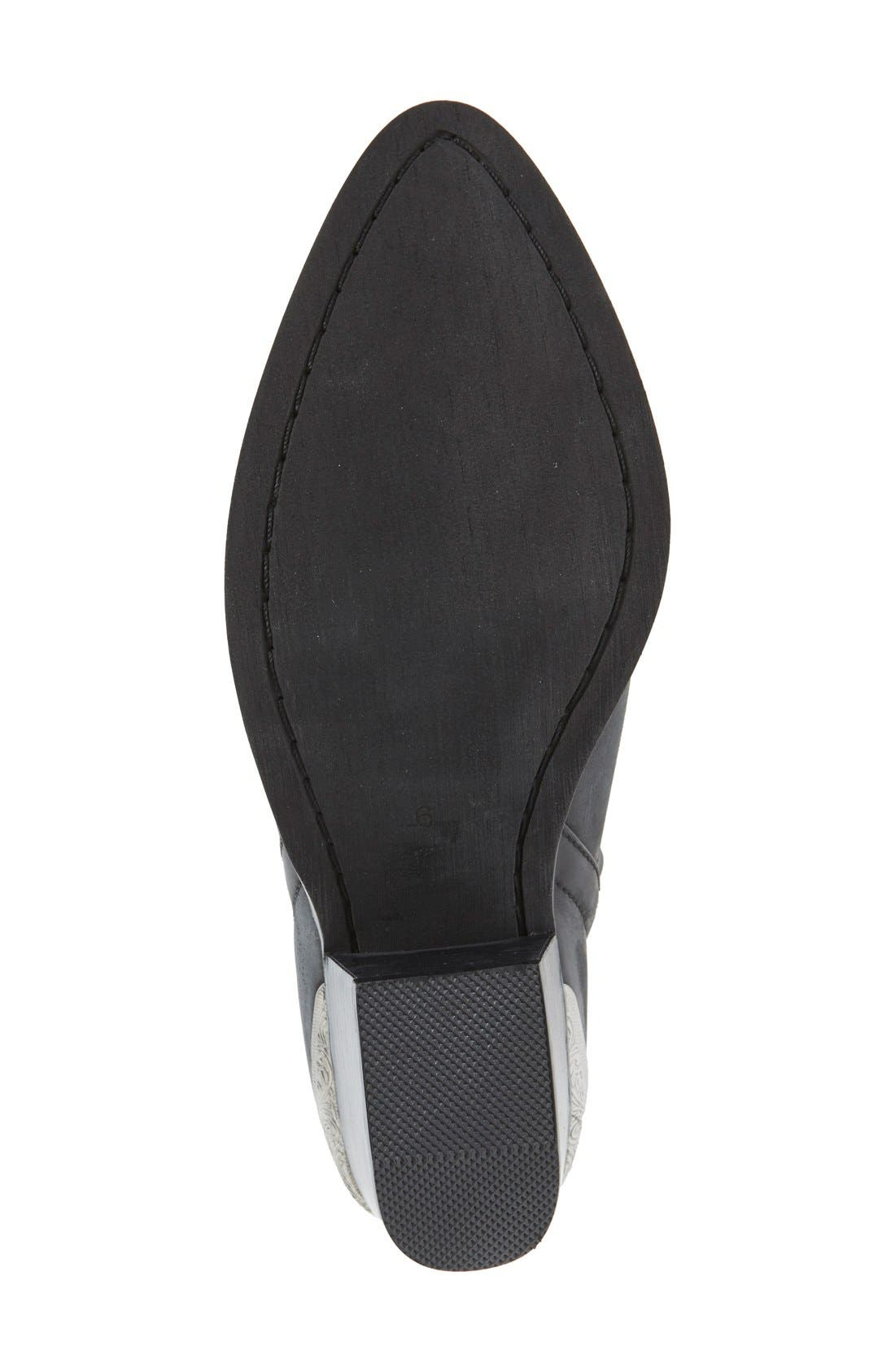 Alternate Image 4  - Jeffrey Campbell Cromwel Cutout Western Boot (Women)