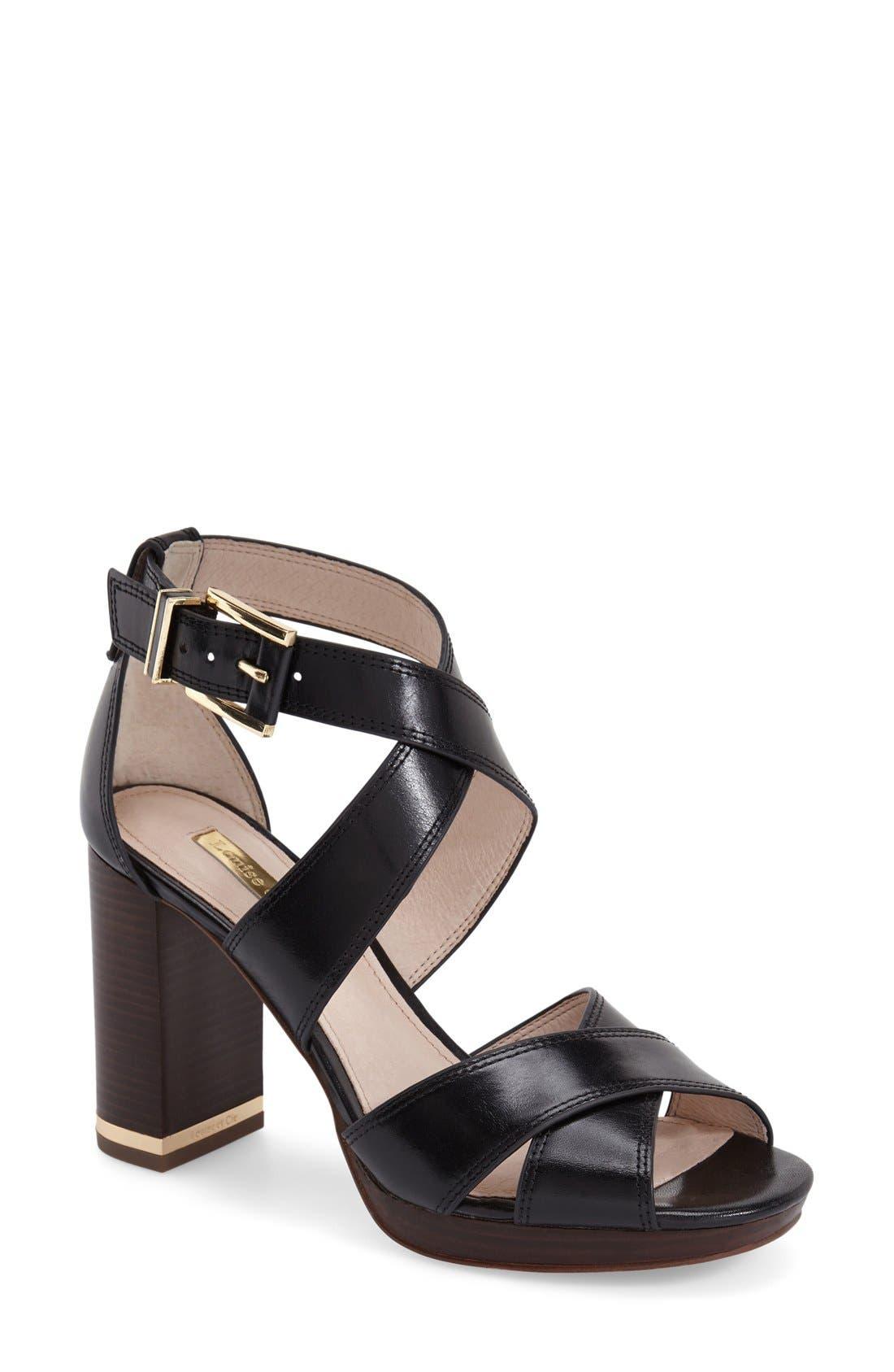 Alternate Image 1 Selected - Louise et Cie 'Gigi' Platform Sandal (Women)