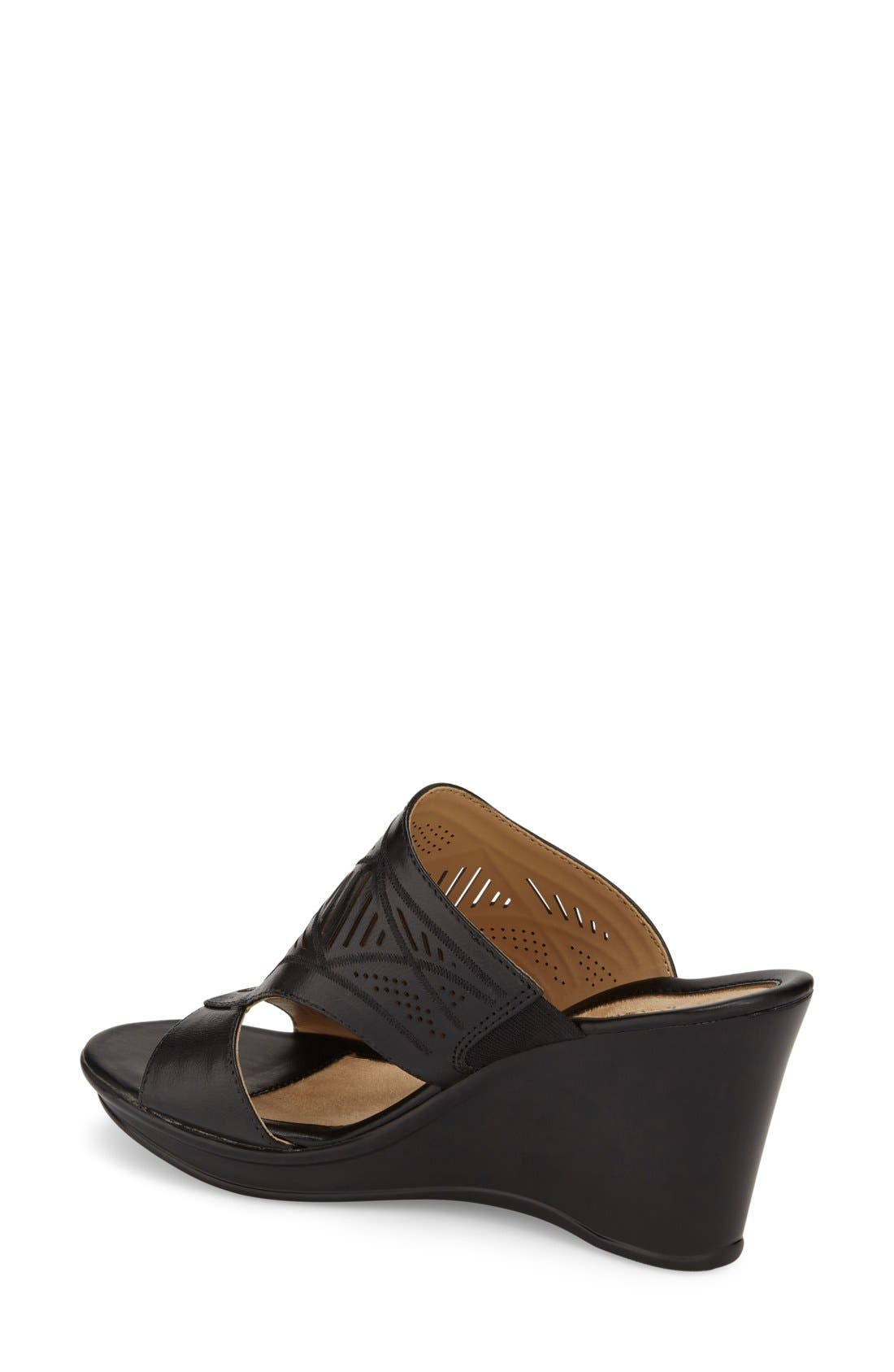 Alternate Image 2  - Naturalizer 'Oshea' Wedge Sandal (Women)