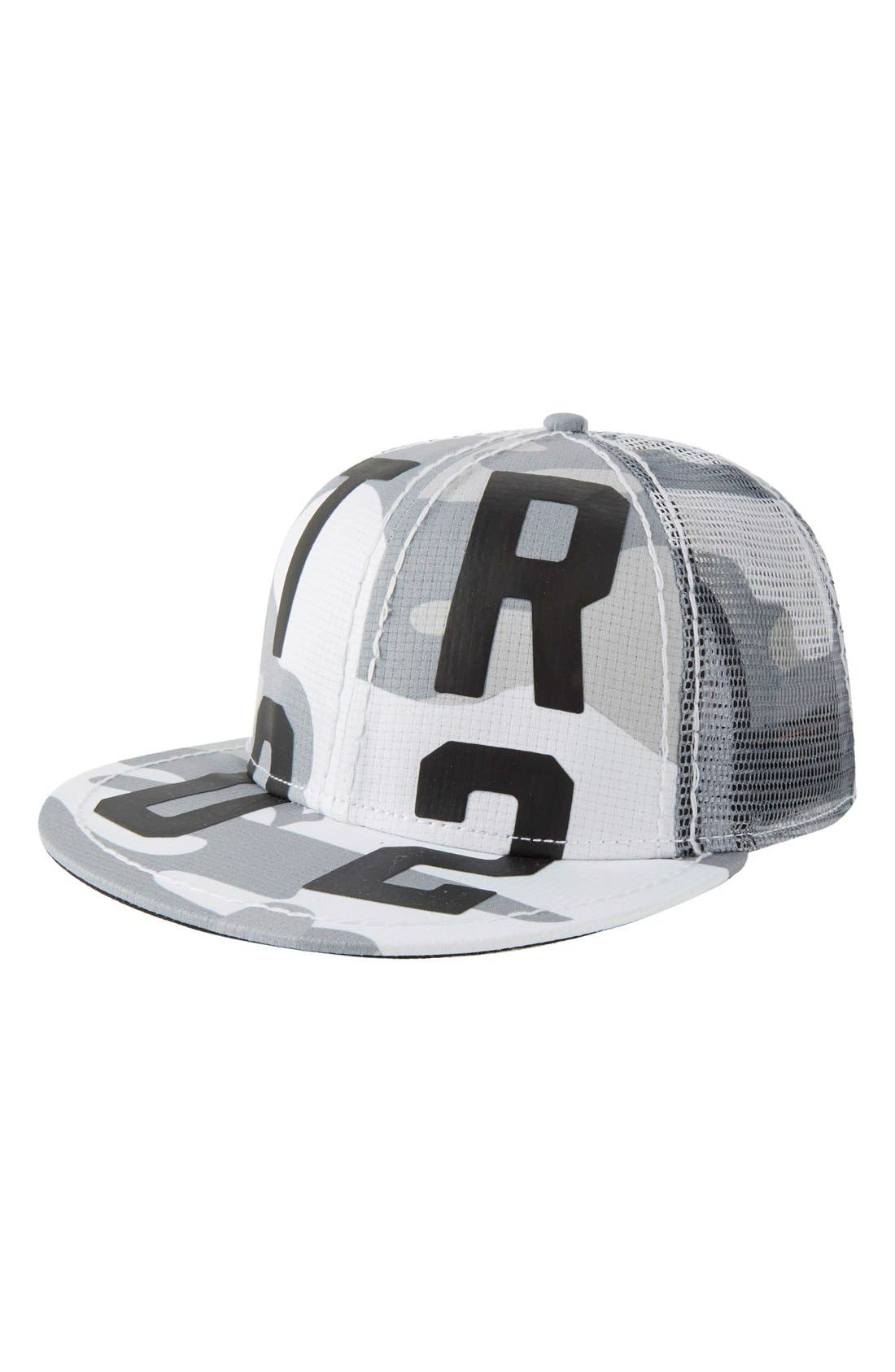 Alternate Image 1 Selected - True Religion Brand Jeans Camo Baseball Cap