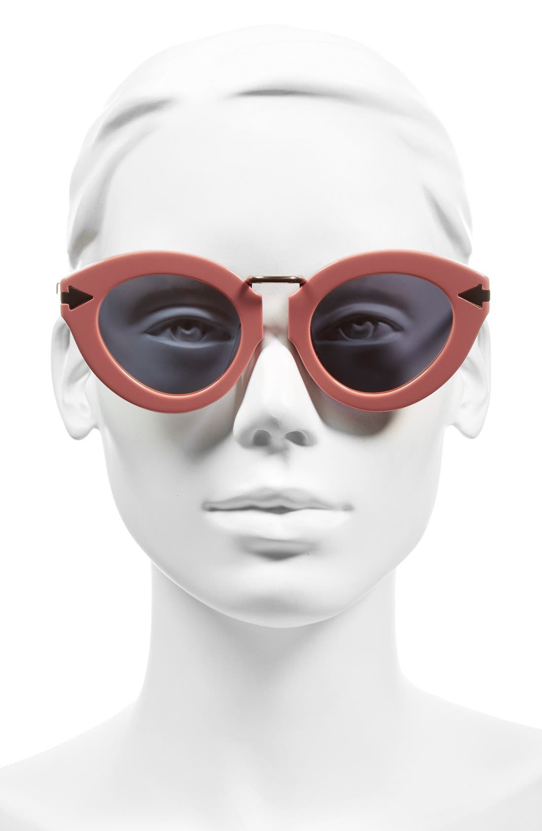 Alternate Image 2  - Karen Walker 'Lunar Flowerpatch' 49mm Sunglasses