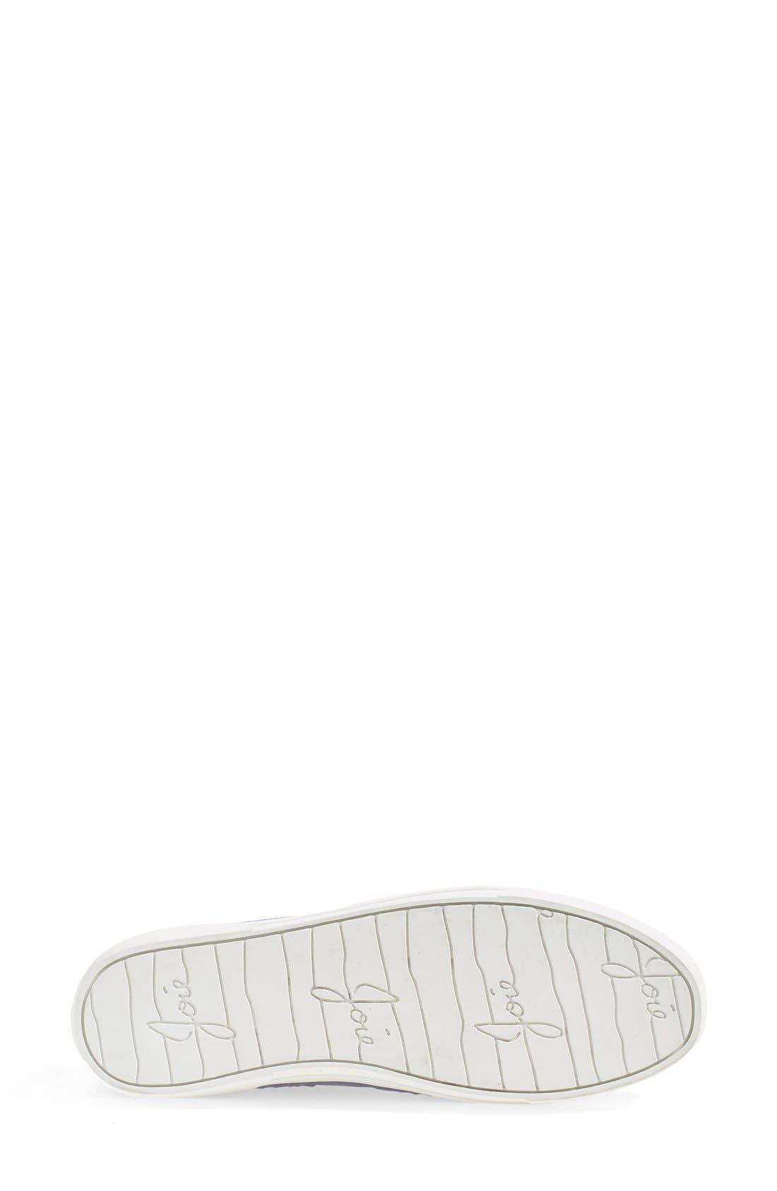 Alternate Image 4  - Joie 'Huxley' Slip-On Sneaker (Women)