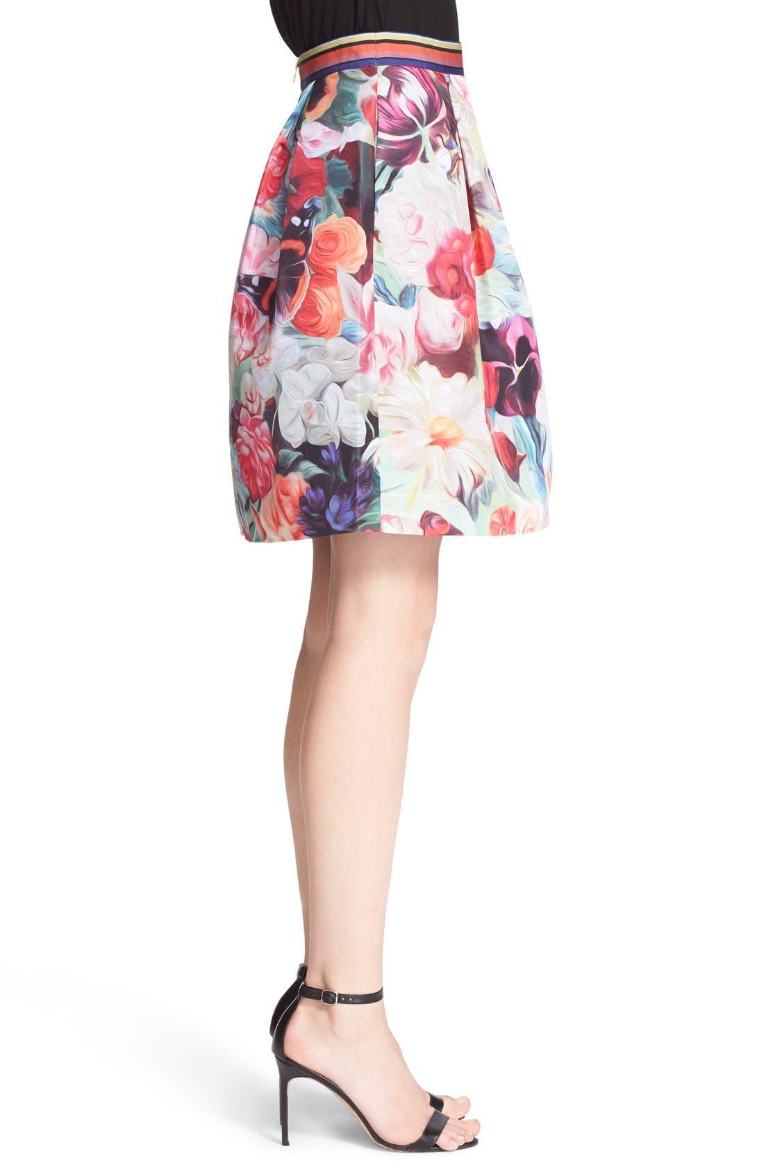 Alternate Image 3  - Ted Baker London 'Kaideen' Miniskirt