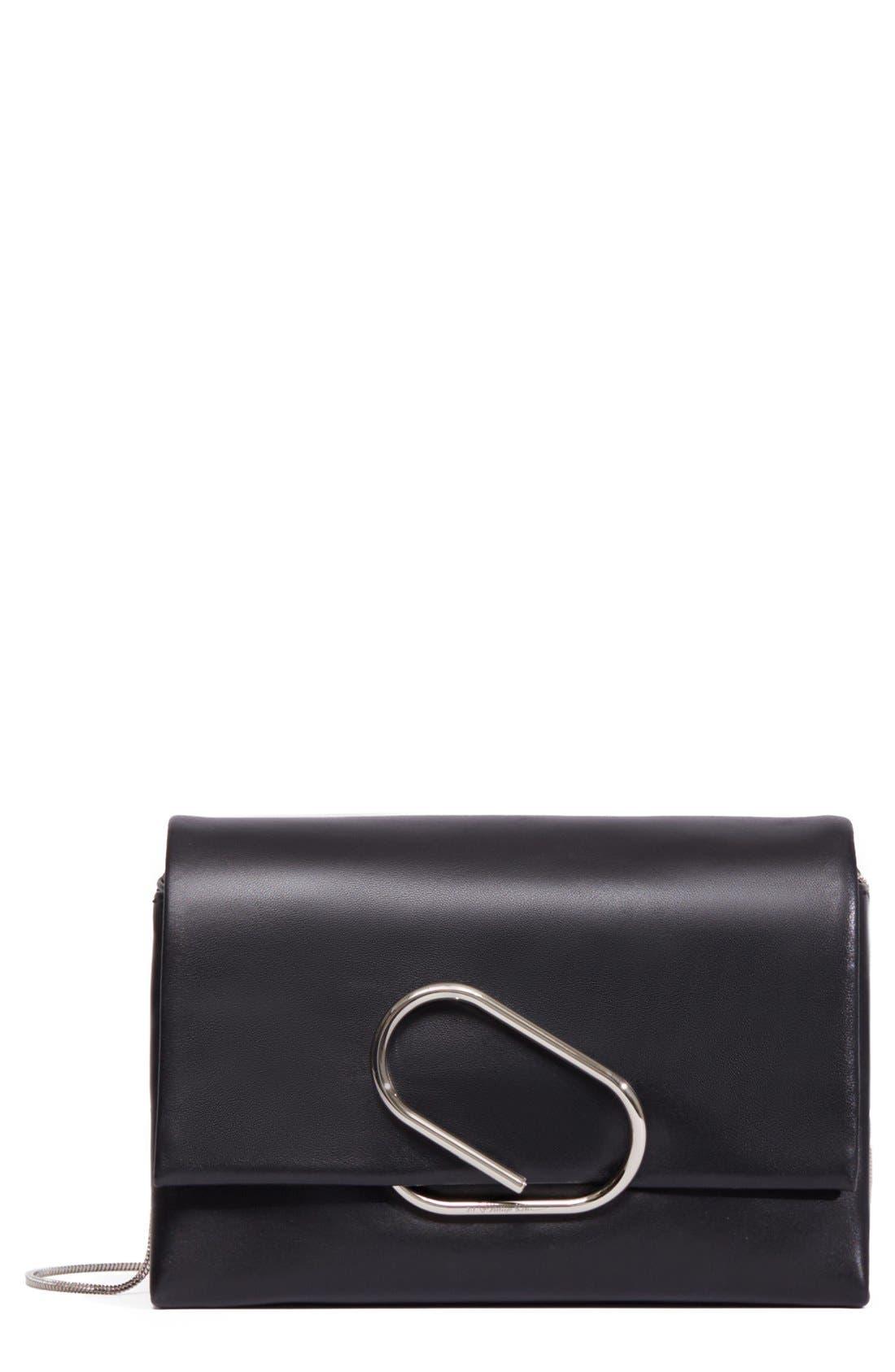 3.1 Phillip Lim 'Alix' Leather Clutch