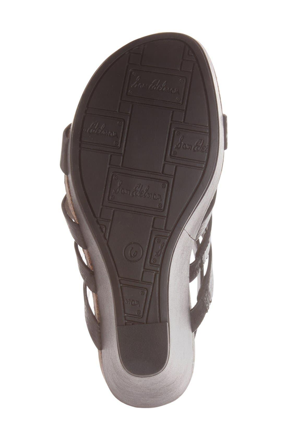 Alternate Image 4  - Sam Edelman 'Nayla' Sandal (Women)