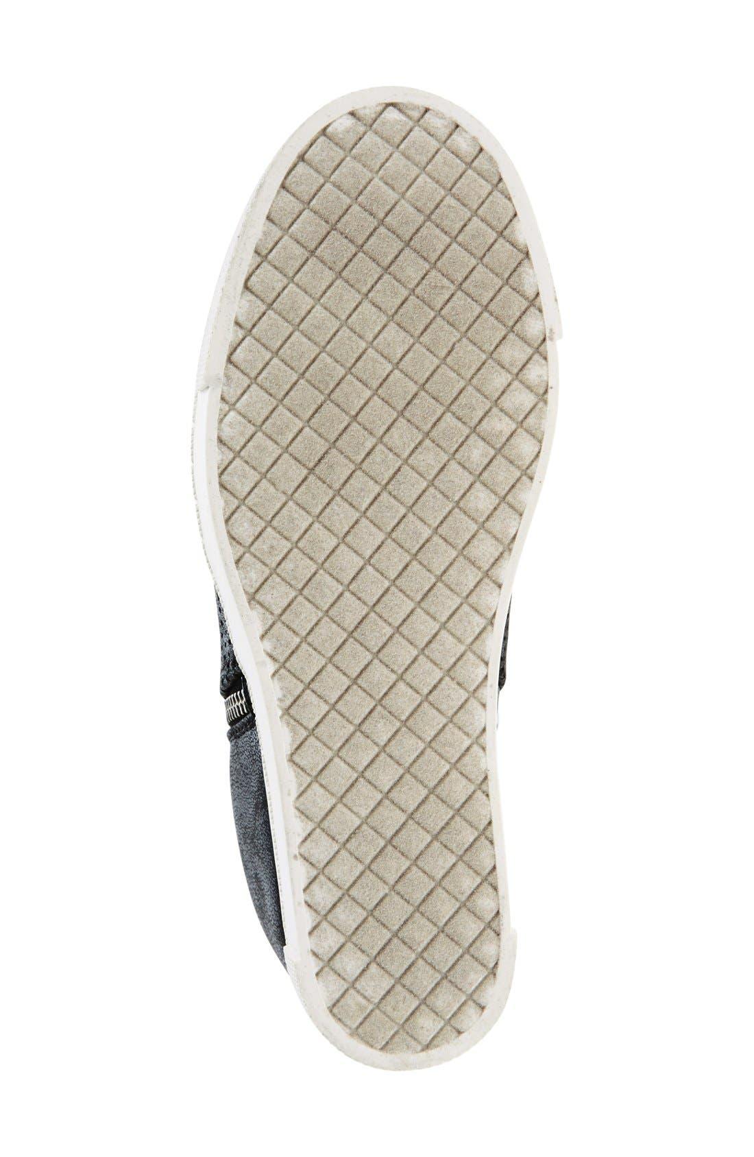 Alternate Image 4  - Steve Madden 'Linqsp' Wedge Sneaker (Women)