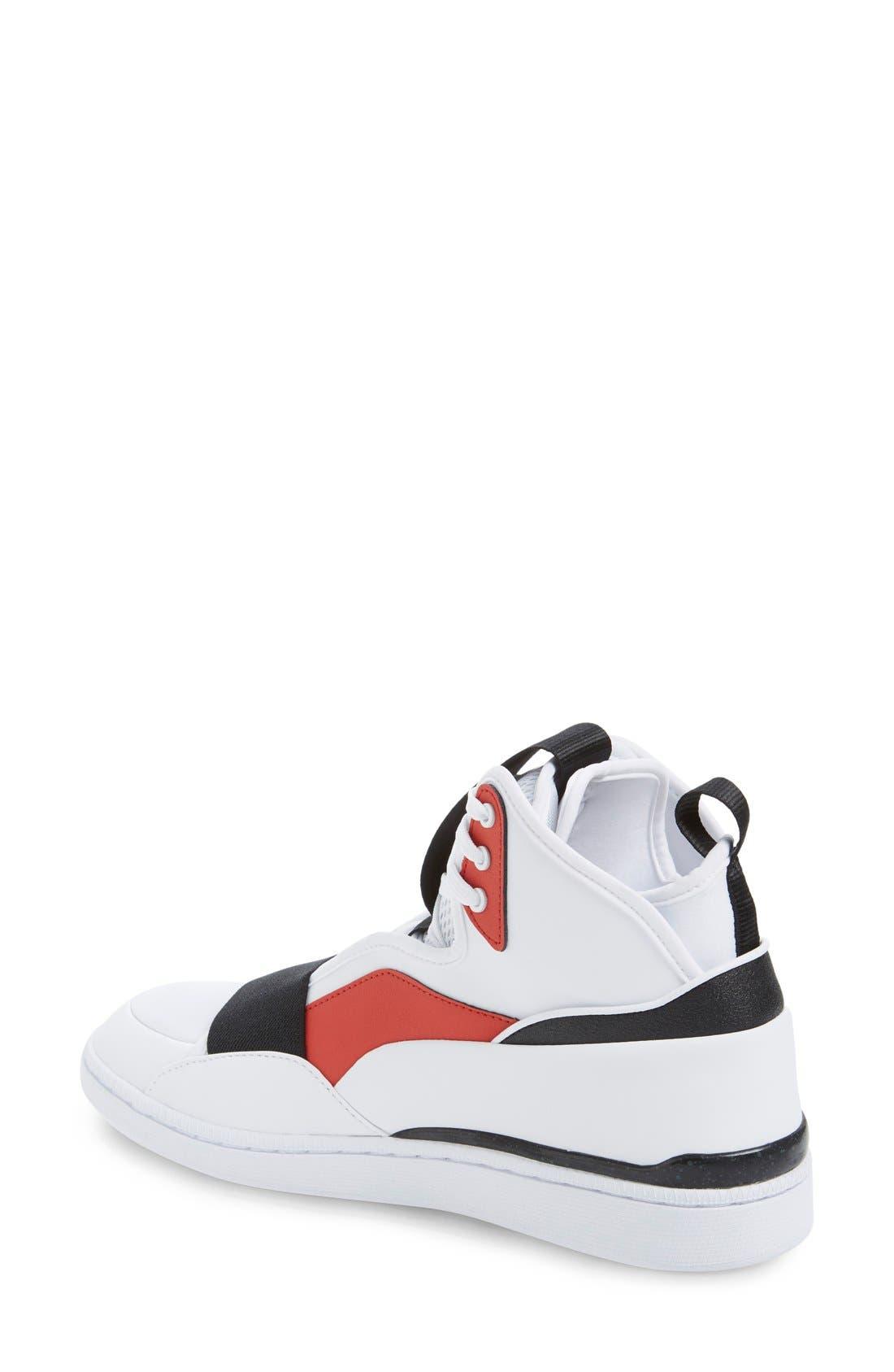 Alternate Image 2  - PUMA by Alexander McQueen 'McQ Brace Mid' Sneaker (Women)