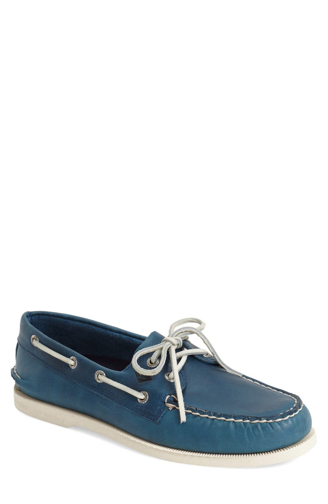 Alternate Image 1 Selected - Sperry 'Authentic Original' Boat Shoe (Men)