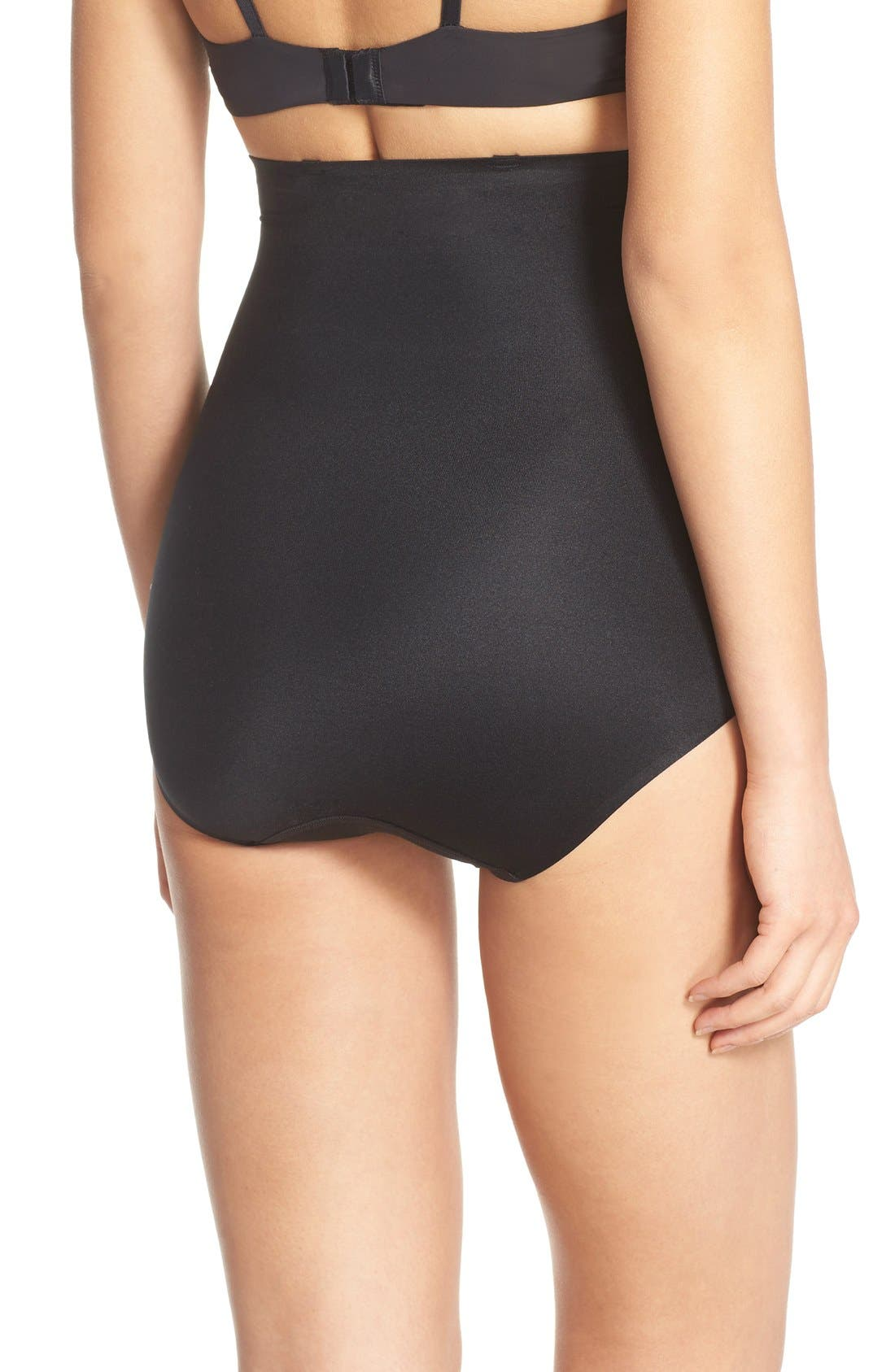 Alternate Image 2  - Wacoal 'Sensational Smoothing' High Waist Shaping Briefs